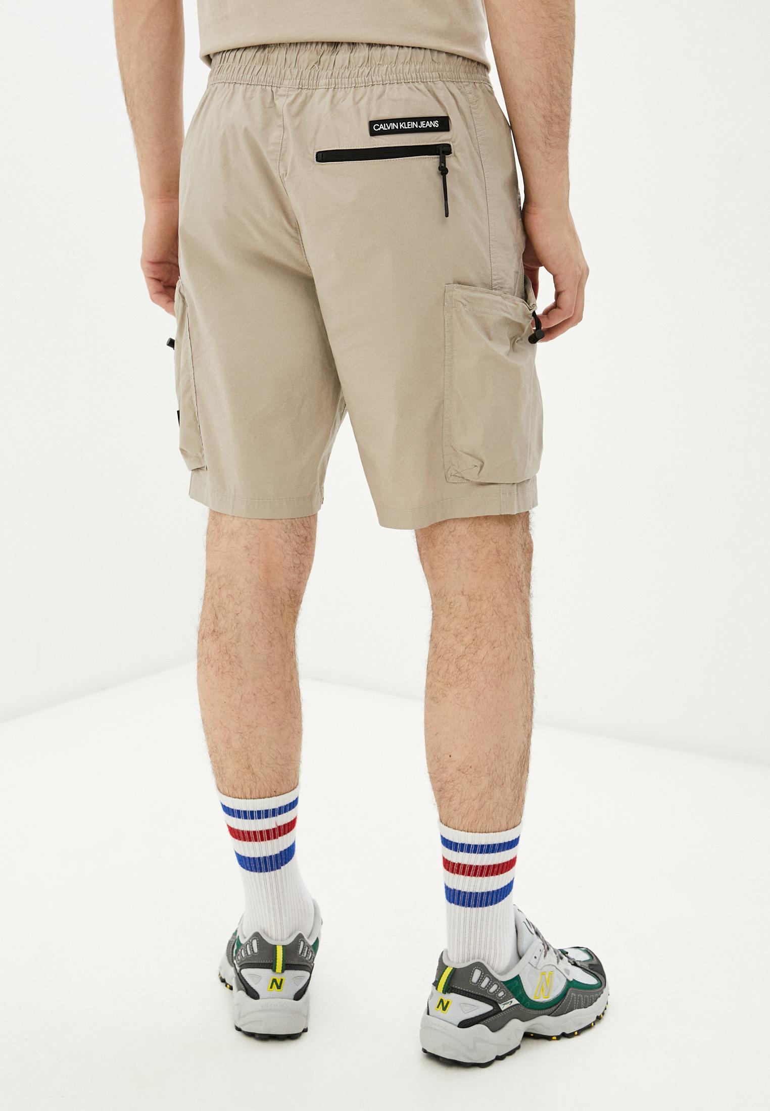 Мужские повседневные шорты Calvin Klein Jeans J30J317379: изображение 3