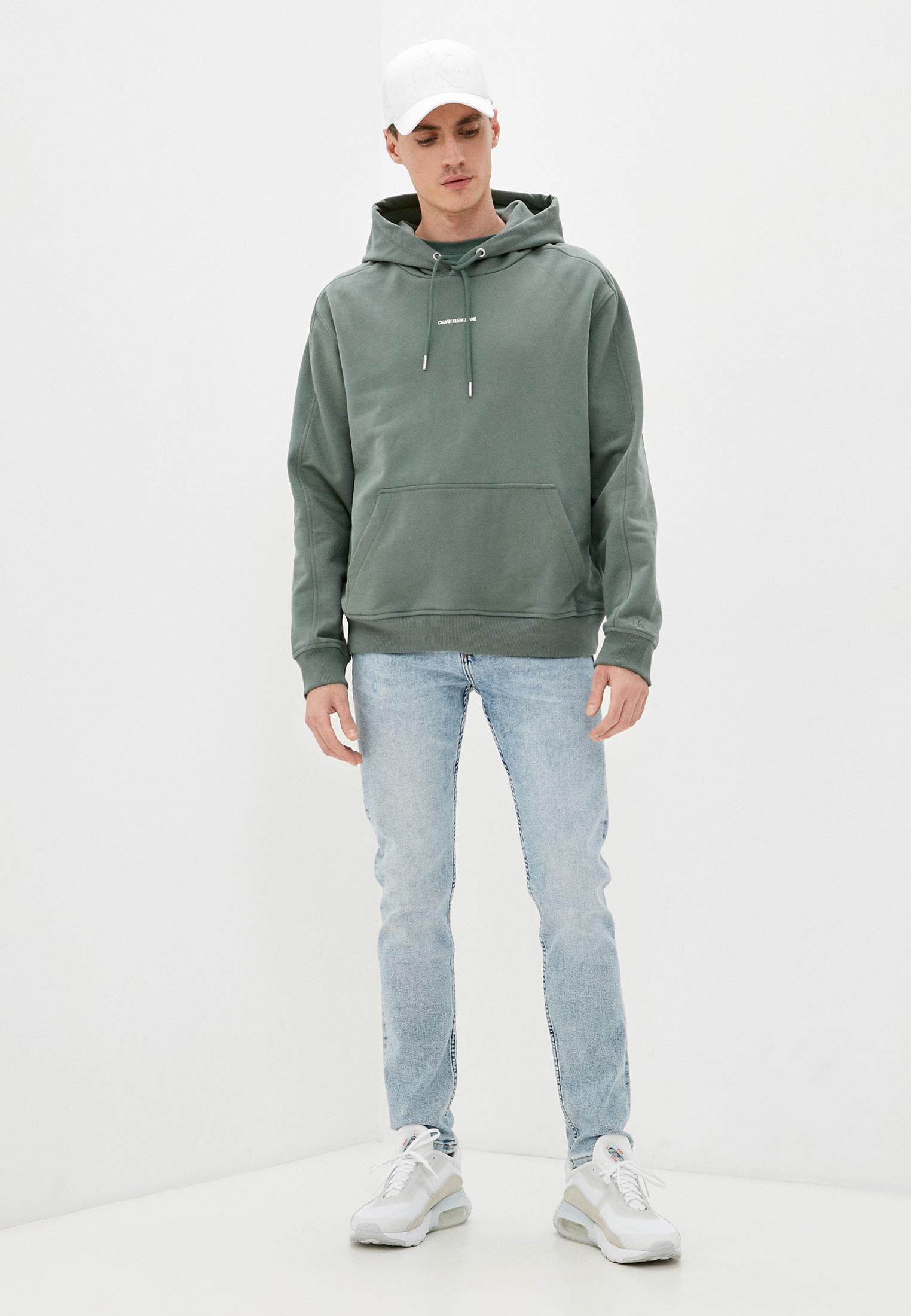 Мужские худи Calvin Klein Jeans J30J317388: изображение 2