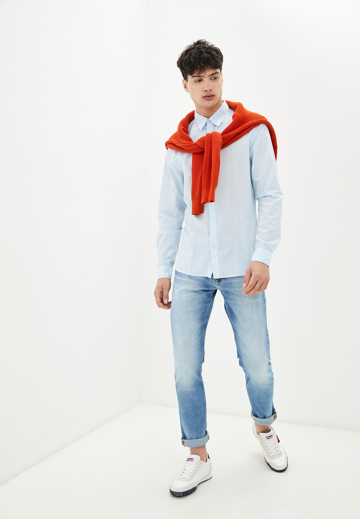 Рубашка с длинным рукавом Calvin Klein Jeans J30J317423: изображение 2