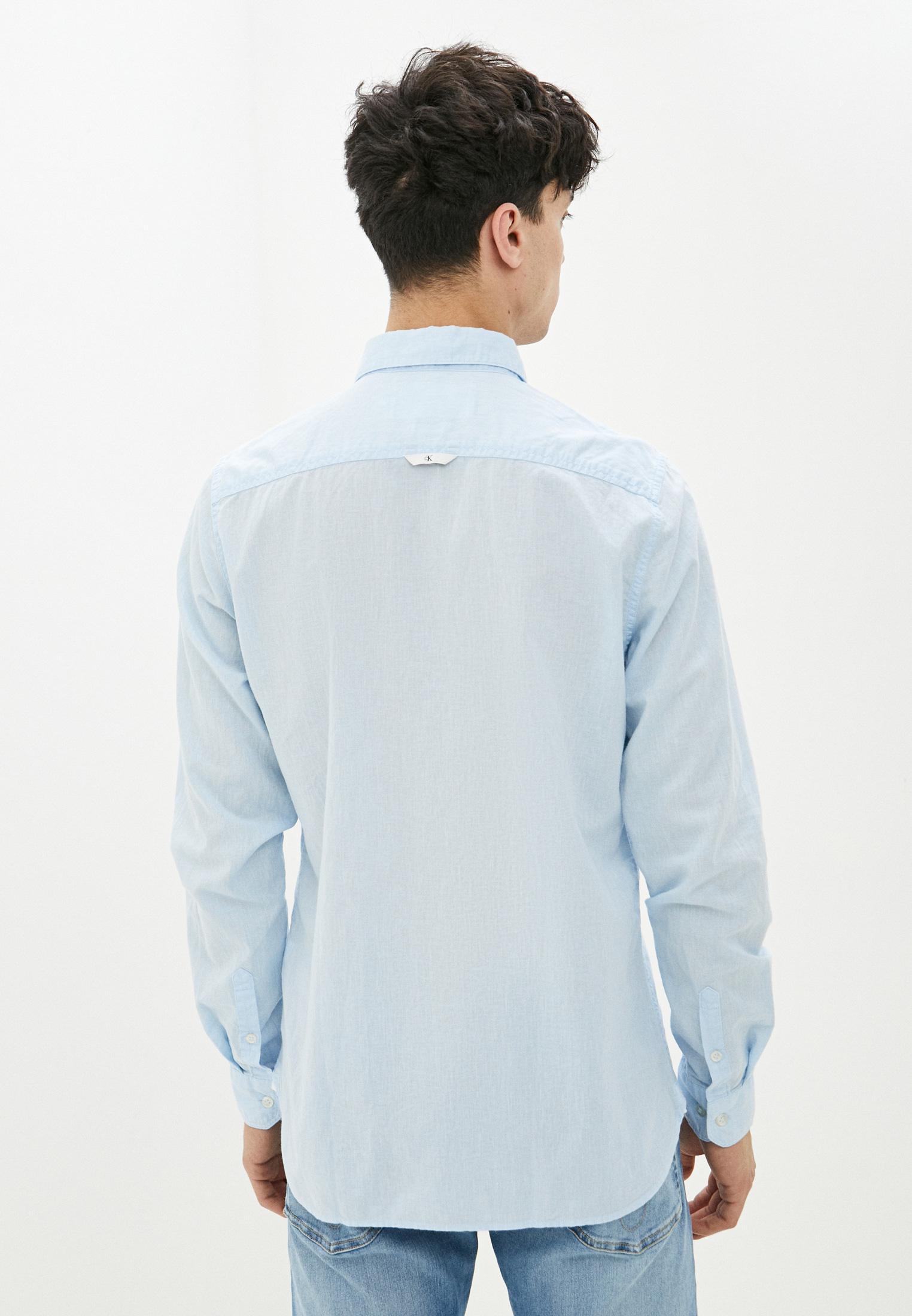 Рубашка с длинным рукавом Calvin Klein Jeans J30J317423: изображение 3