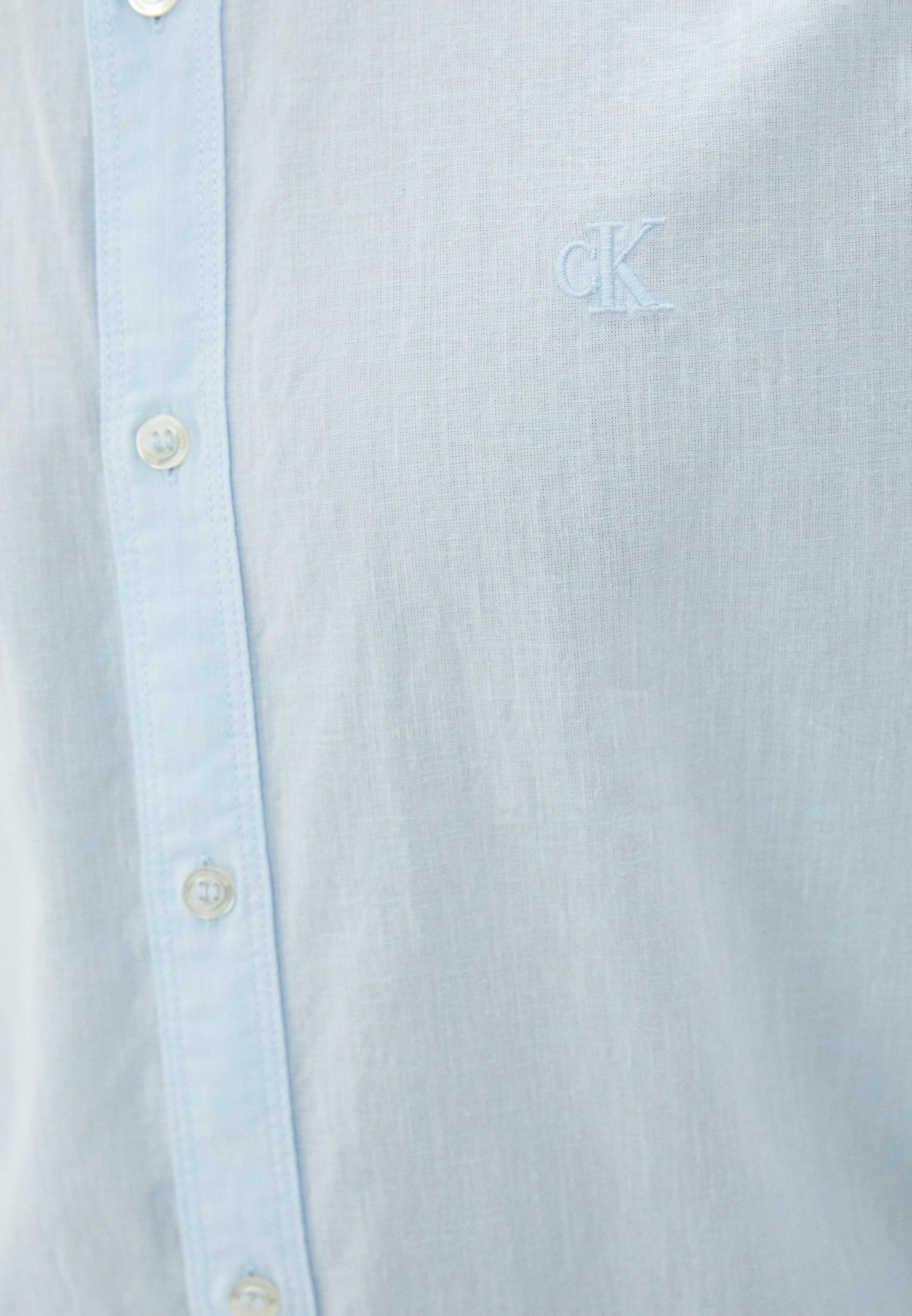 Рубашка с длинным рукавом Calvin Klein Jeans J30J317423: изображение 4