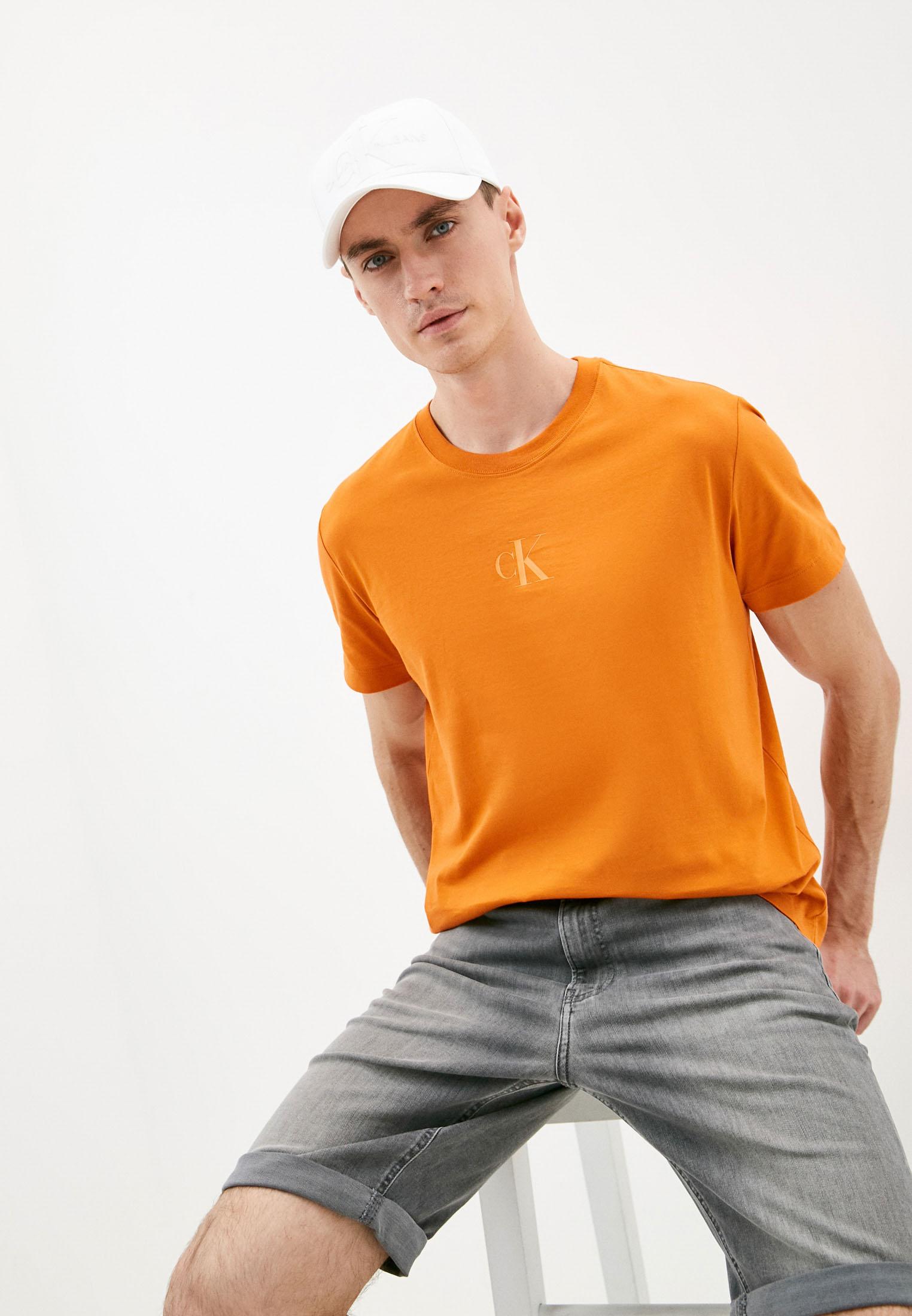 Футболка с коротким рукавом Calvin Klein Jeans J30J317499