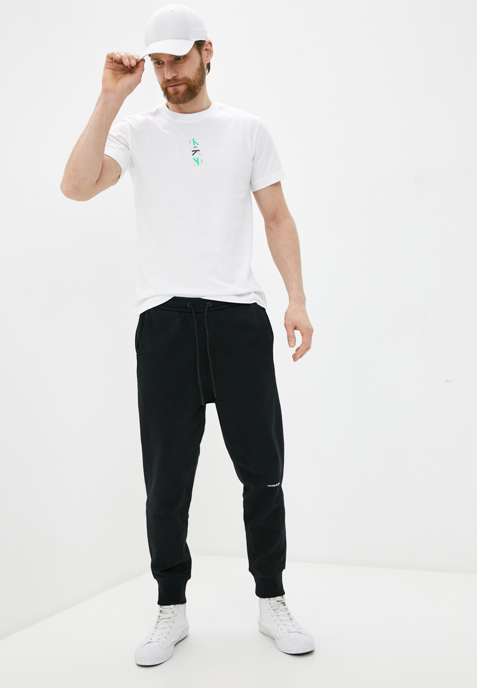 Мужские спортивные брюки Calvin Klein Jeans J30J317688: изображение 2