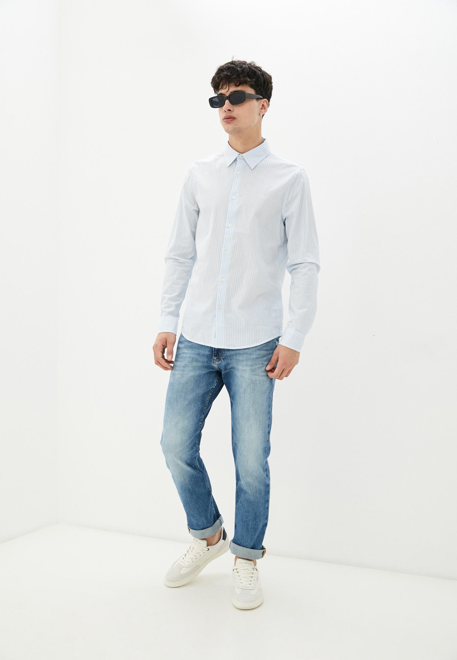 Рубашка с длинным рукавом Calvin Klein Jeans J30J318083: изображение 2