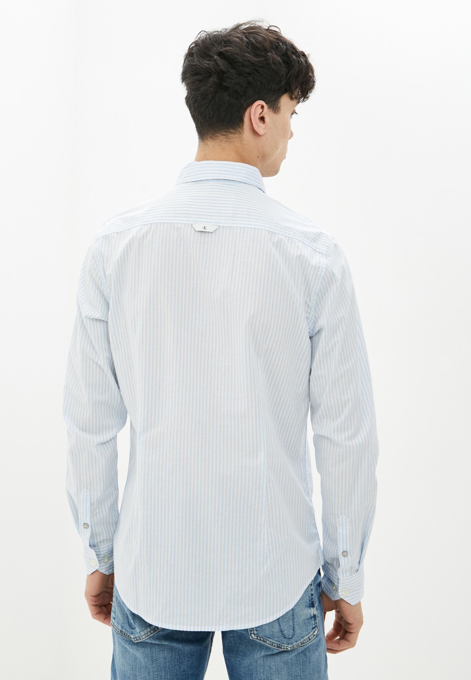 Рубашка с длинным рукавом Calvin Klein Jeans J30J318083: изображение 3
