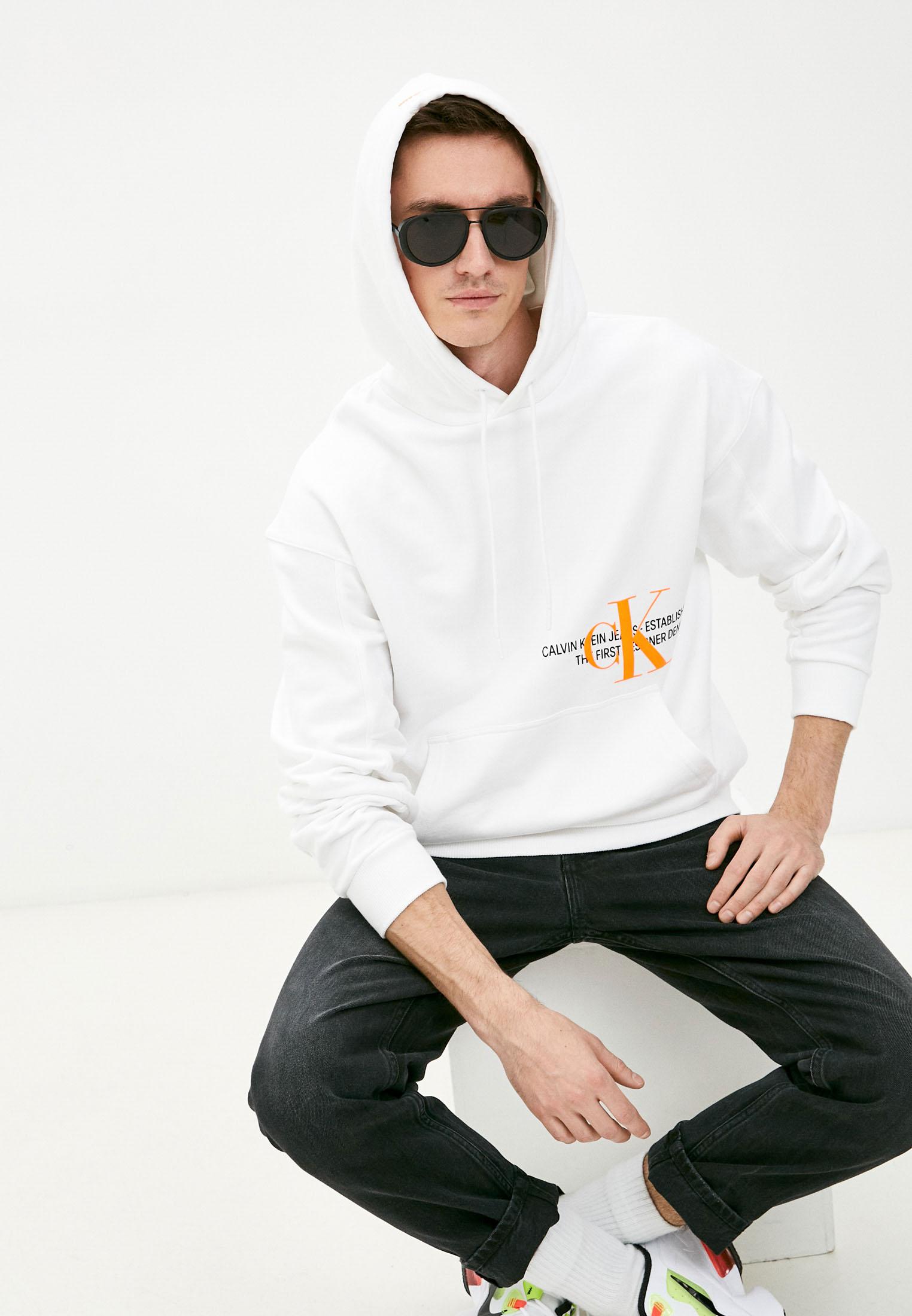 Мужские худи Calvin Klein Jeans J30J318308