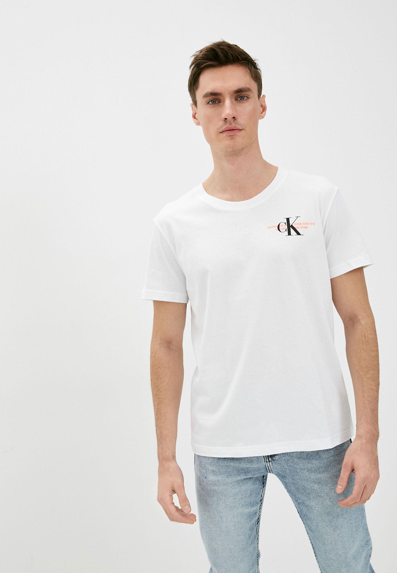 Футболка с коротким рукавом Calvin Klein Jeans J30J318309