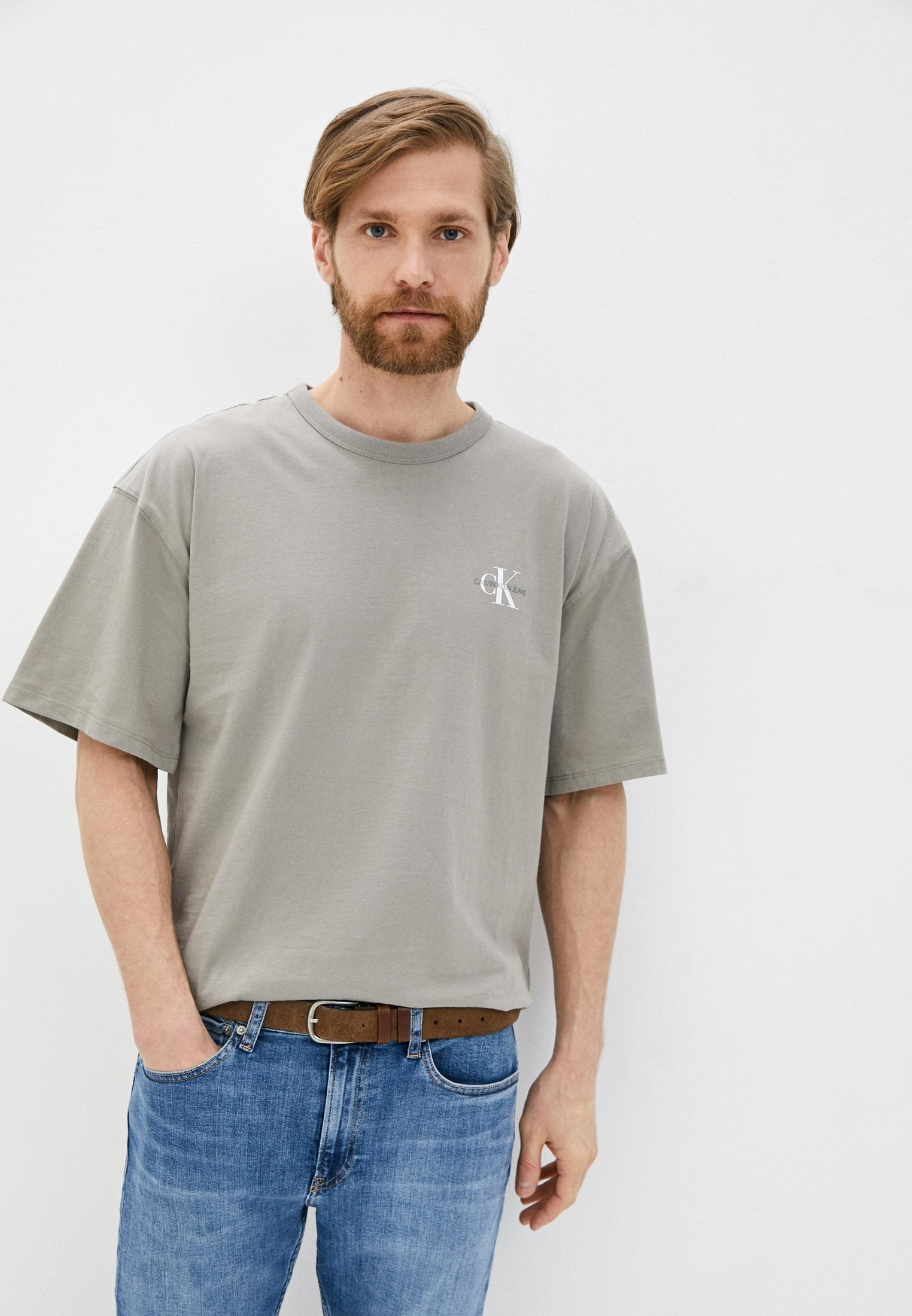 Футболка с коротким рукавом Calvin Klein Jeans J30J318310