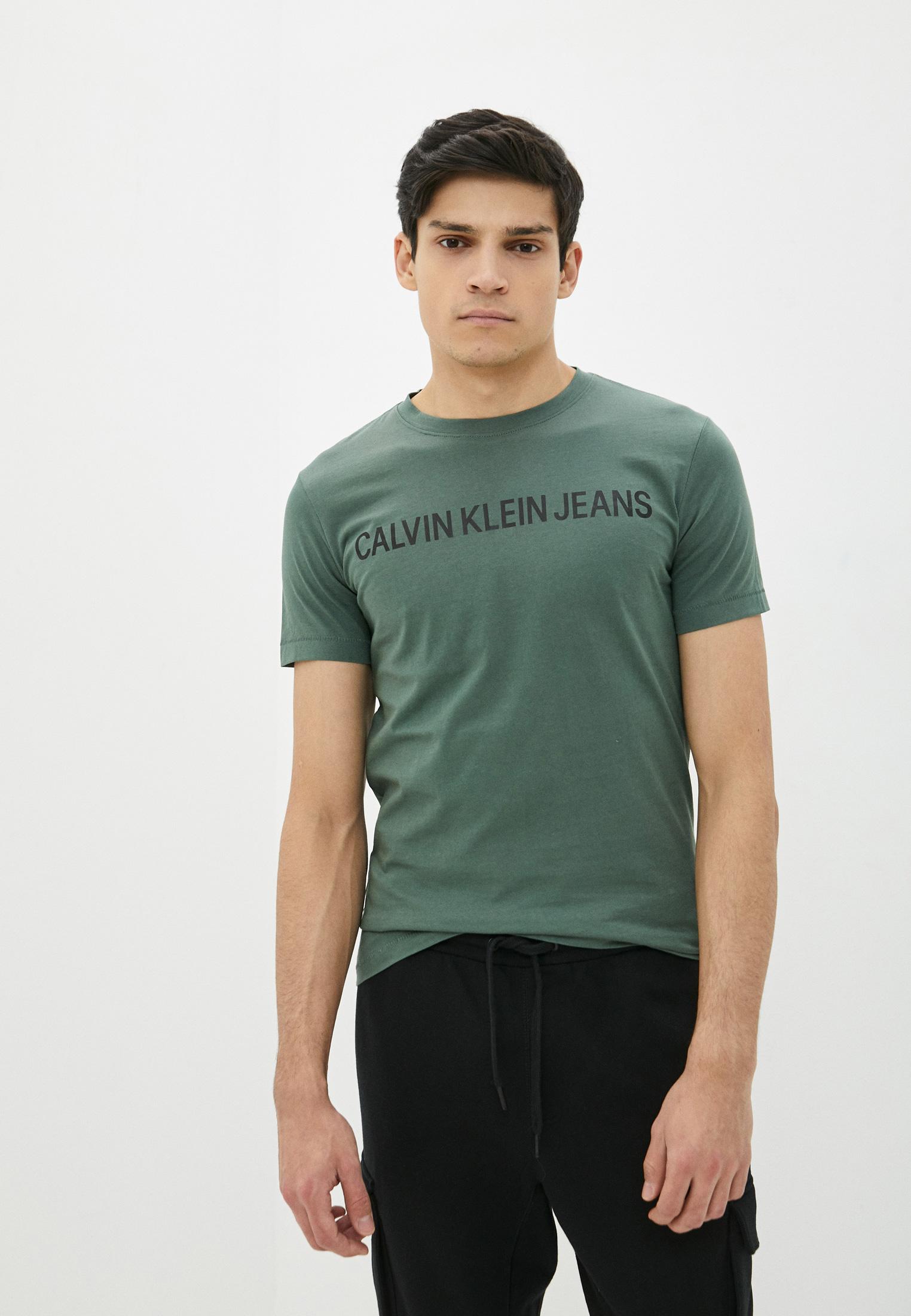 Футболка с коротким рукавом Calvin Klein Jeans J30J307856