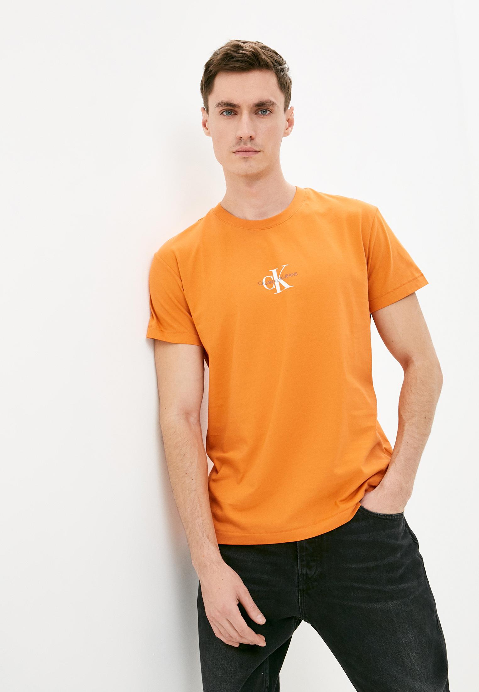 Футболка с коротким рукавом Calvin Klein Jeans J30J314267