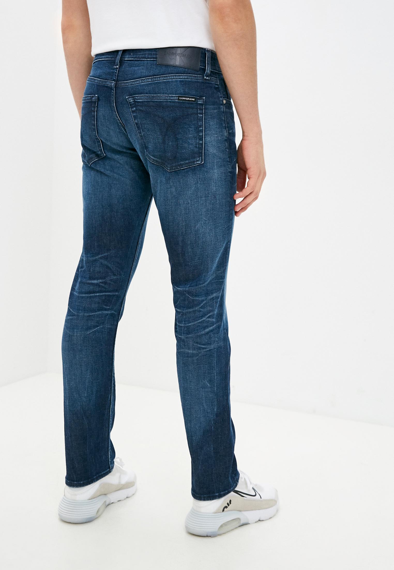 Зауженные джинсы Calvin Klein Jeans J30J317220: изображение 3