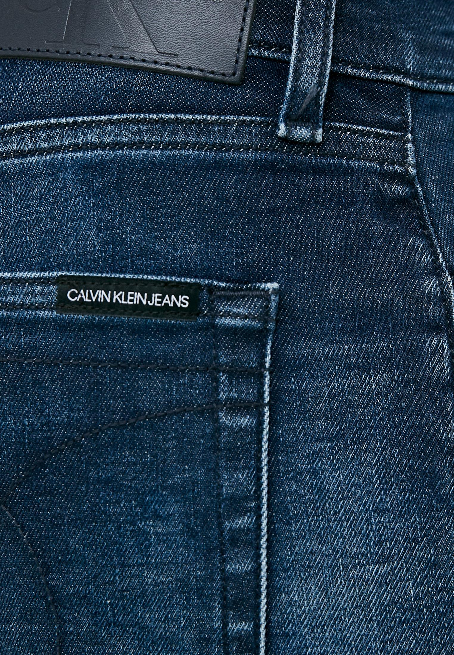 Зауженные джинсы Calvin Klein Jeans J30J317220: изображение 4