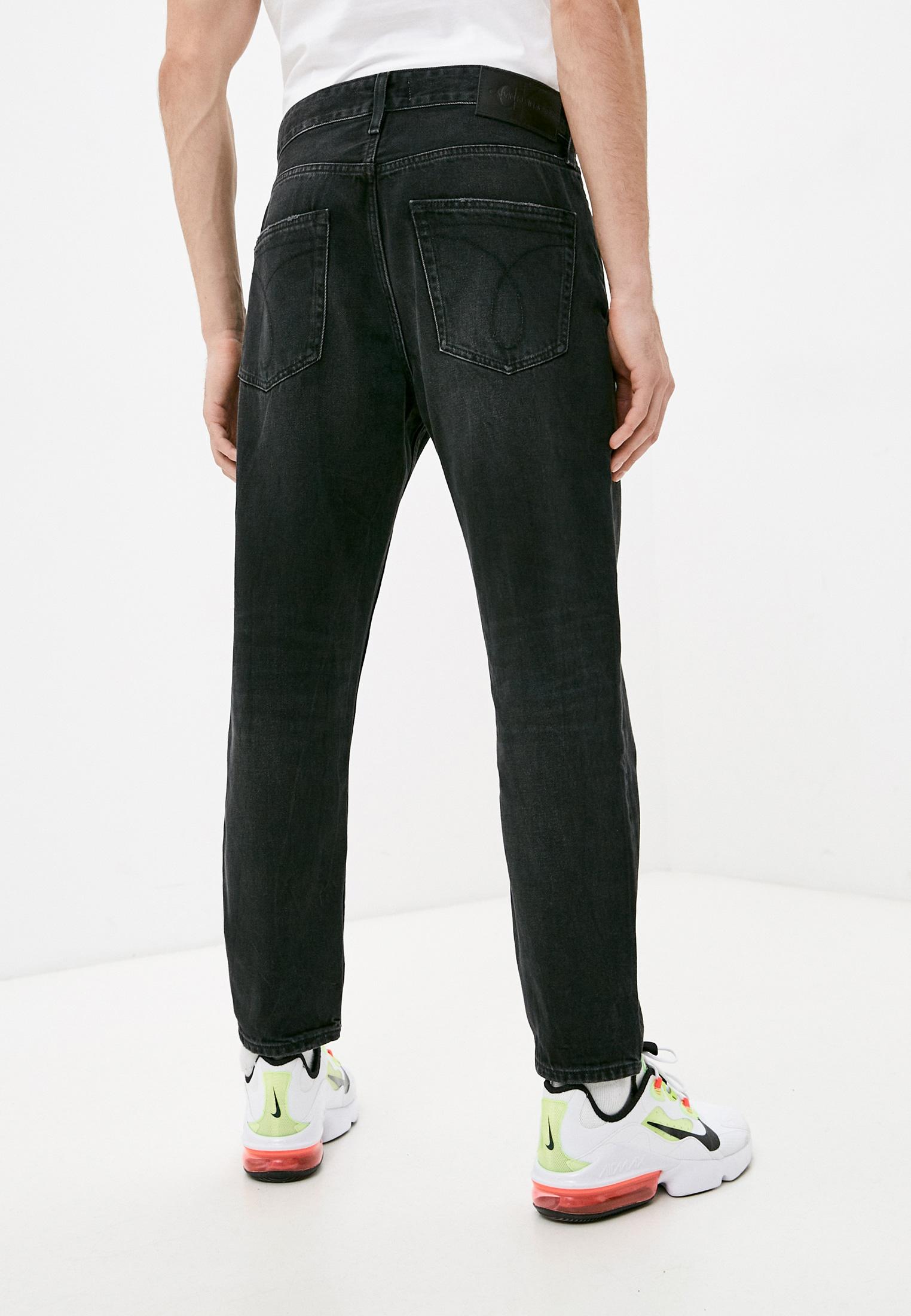 Мужские прямые джинсы Calvin Klein Jeans J30J317224: изображение 3