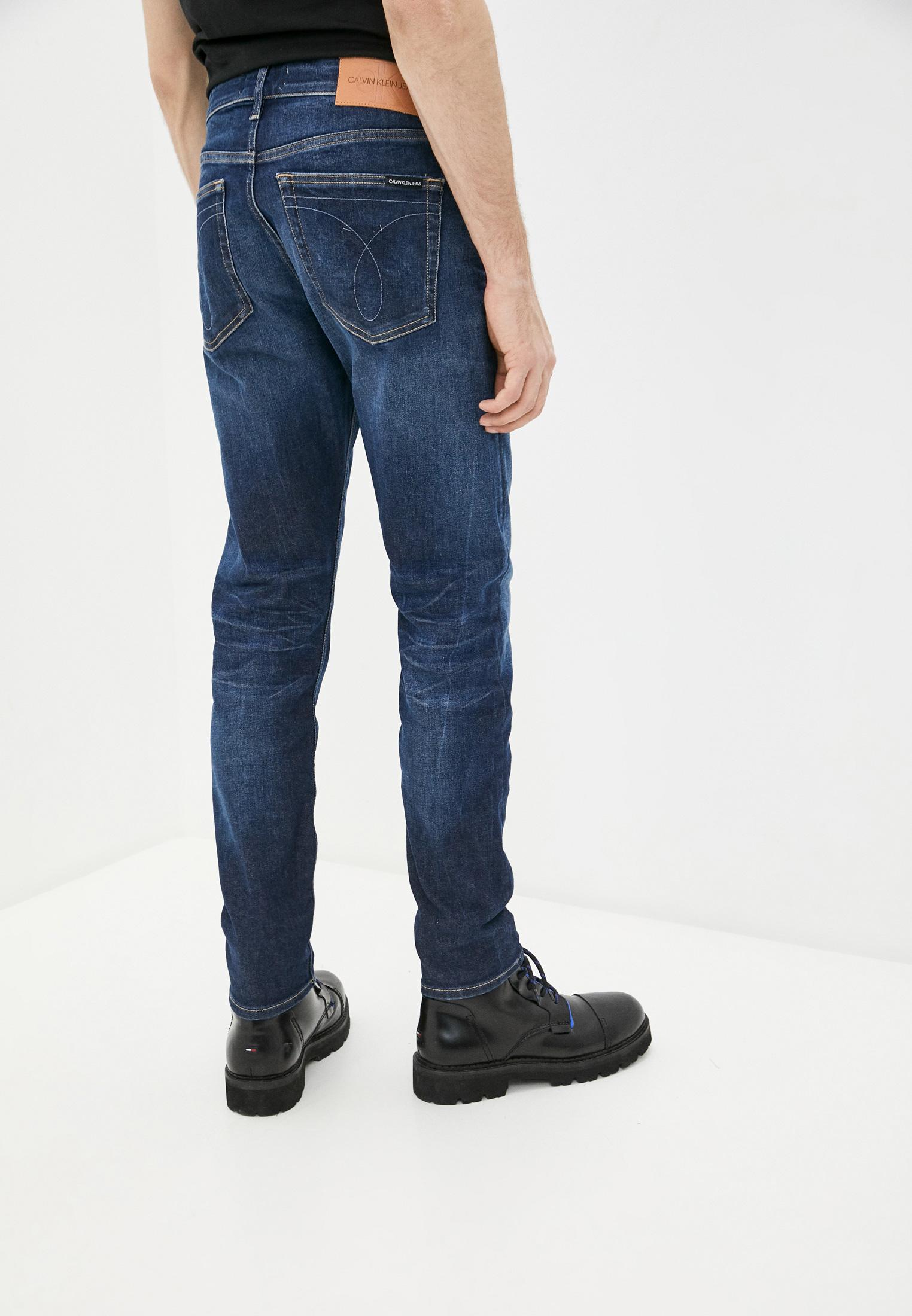 Зауженные джинсы Calvin Klein Jeans J30J317659: изображение 3