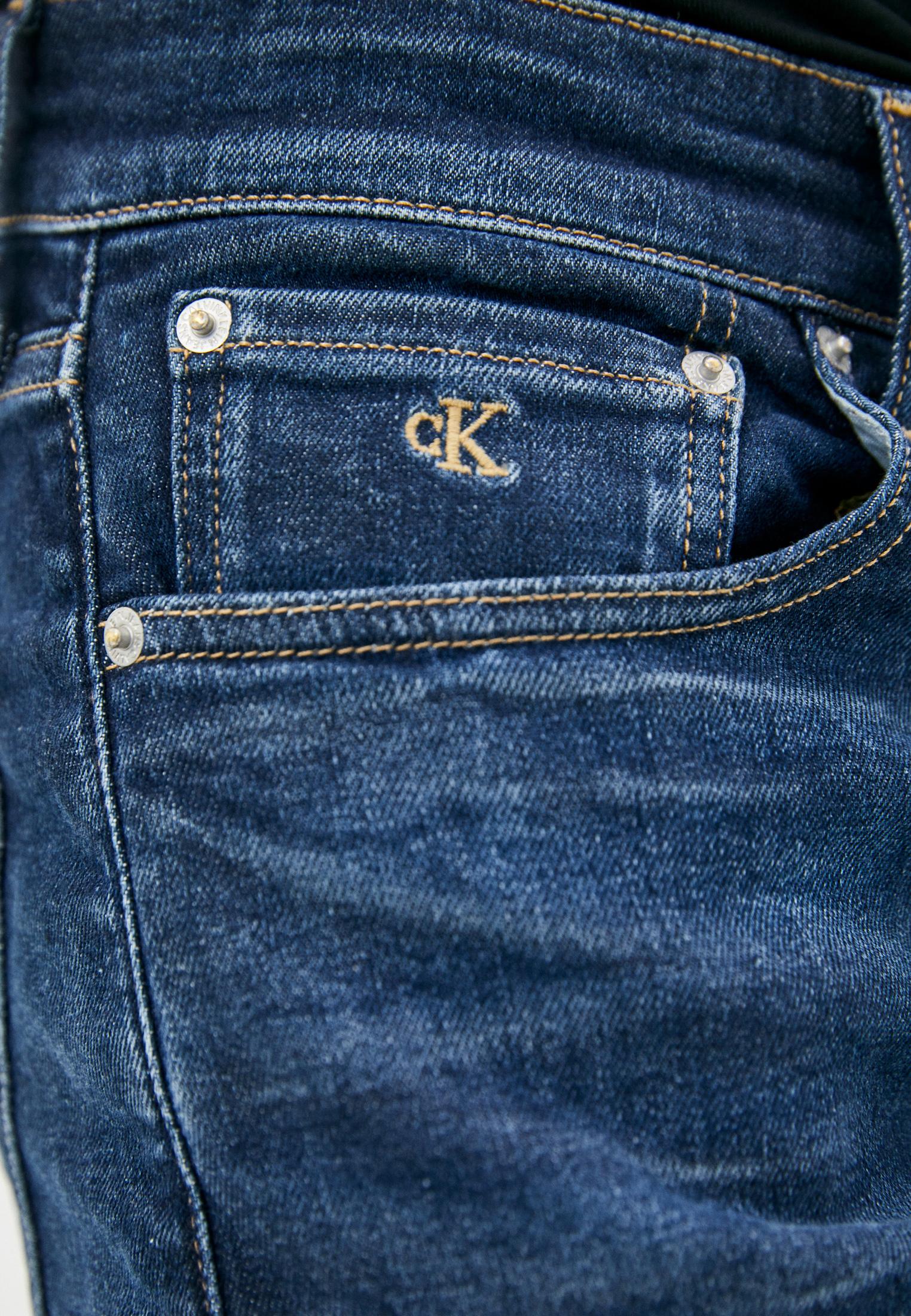 Зауженные джинсы Calvin Klein Jeans J30J317659: изображение 4