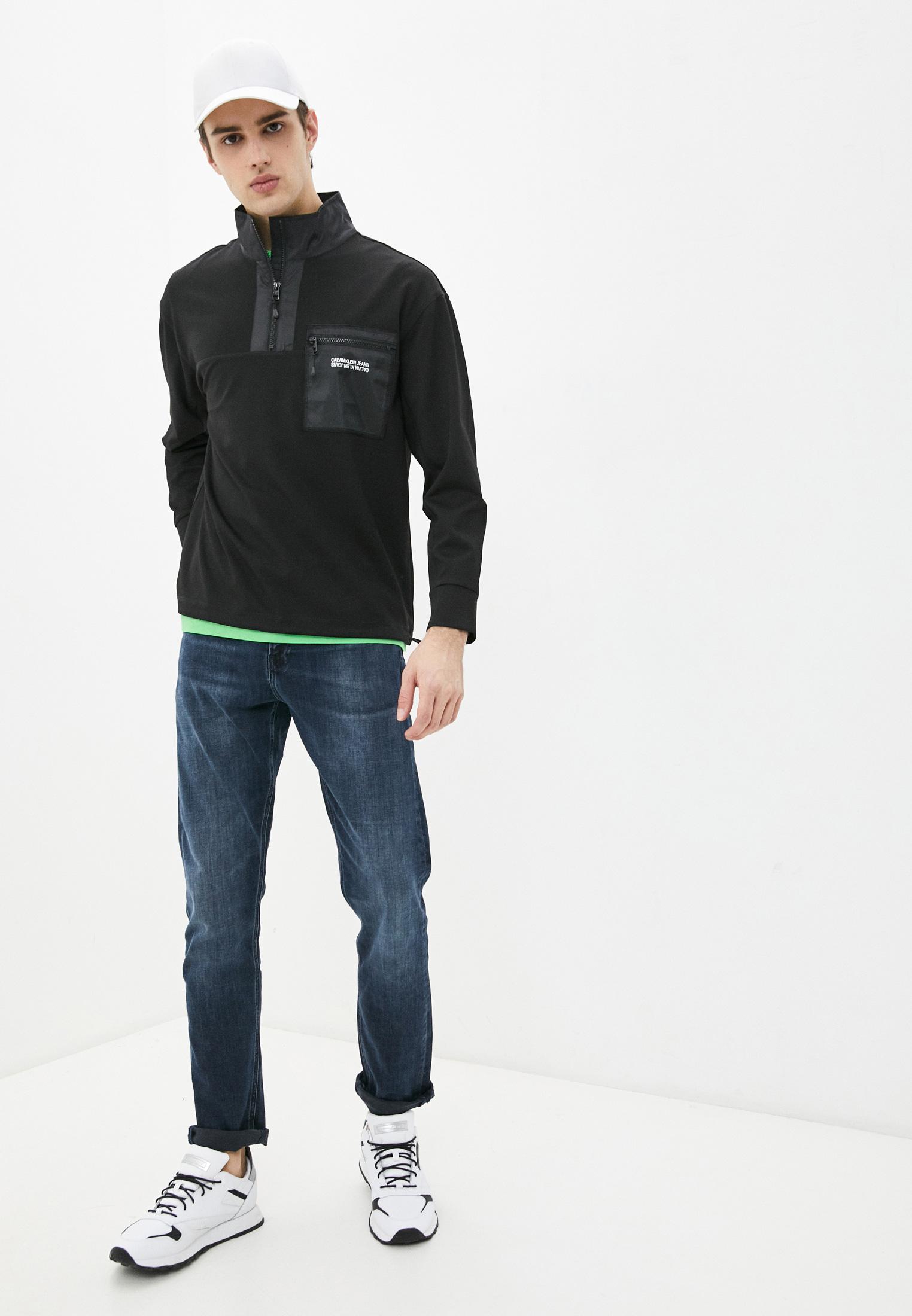 Олимпийка Calvin Klein Jeans J30J317427: изображение 2