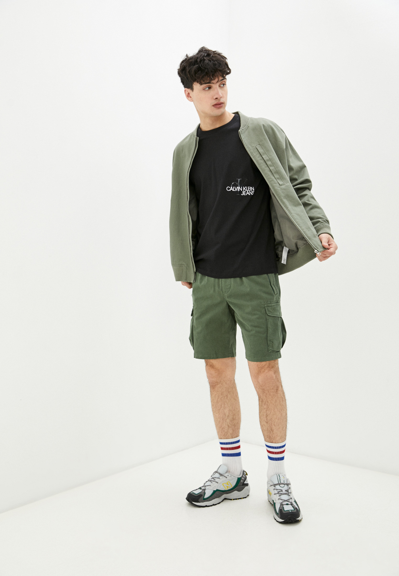 Мужские повседневные шорты Calvin Klein Jeans J30J317990: изображение 6