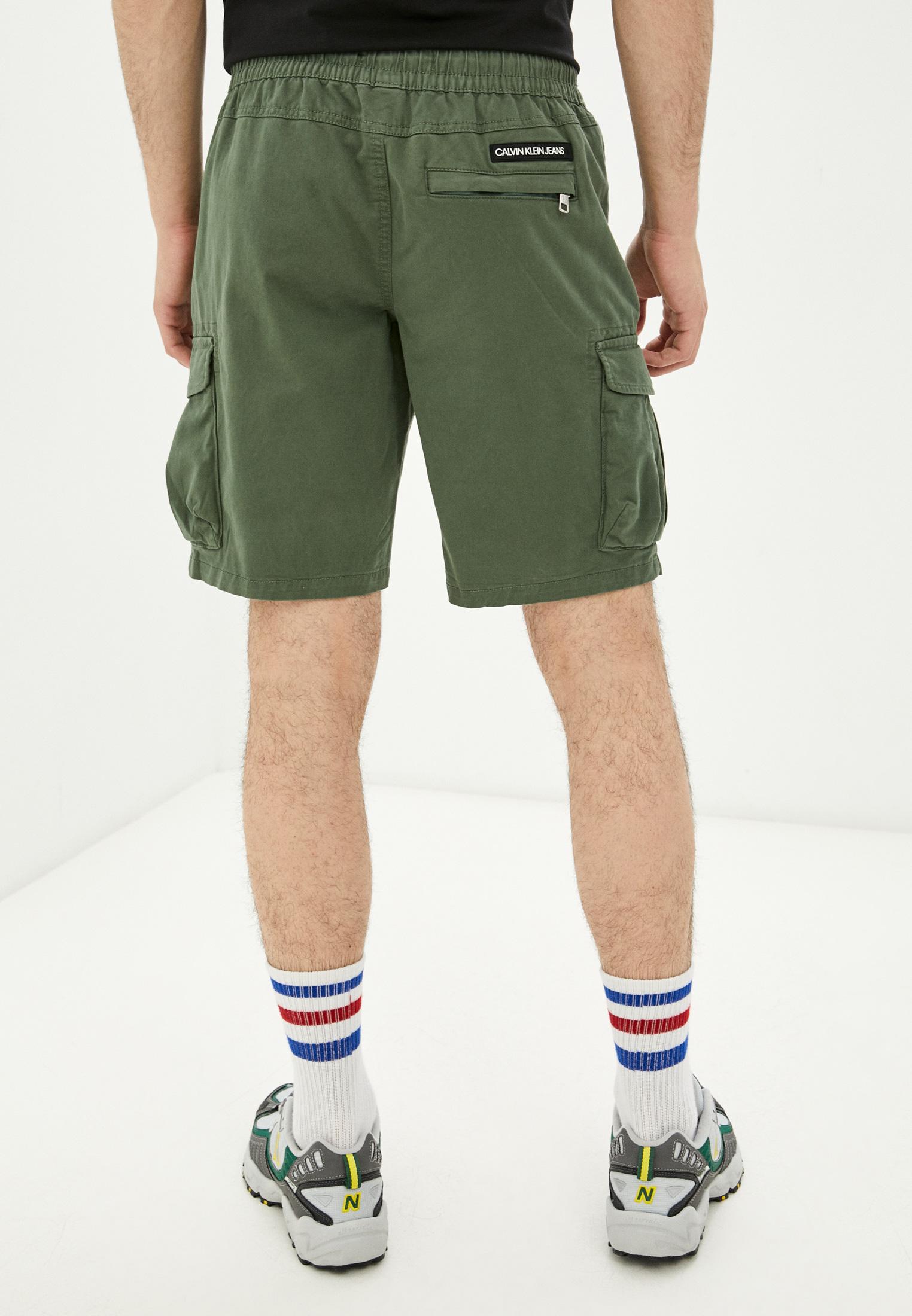 Мужские повседневные шорты Calvin Klein Jeans J30J317990: изображение 7