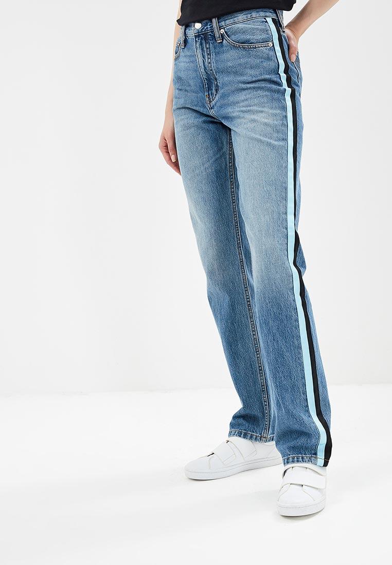 Прямые джинсы Calvin Klein Jeans J20J208066