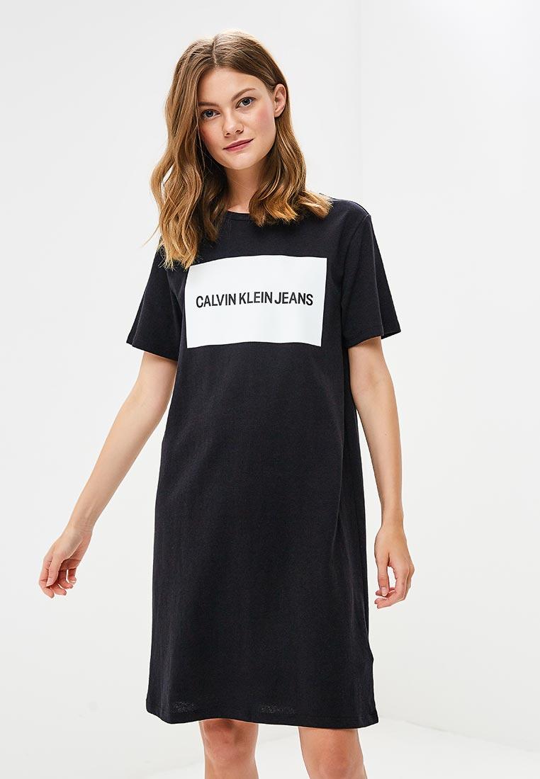 Платье Calvin Klein Jeans J20J207860