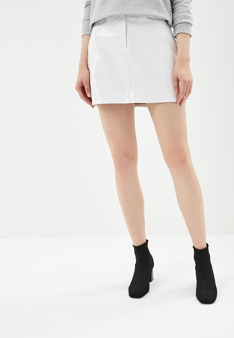 Прямая юбка Calvin Klein Jeans J20J207873