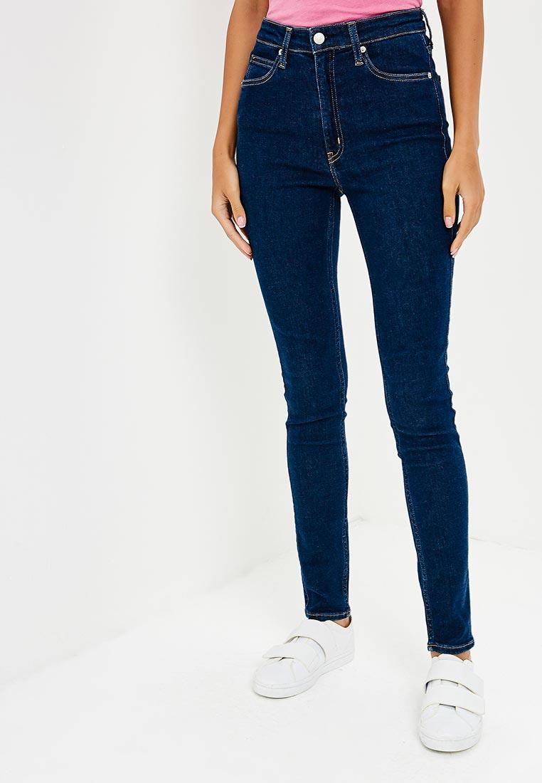 c50778598979f Зауженные джинсы женские Calvin Klein Jeans J20J208314 купить за ...