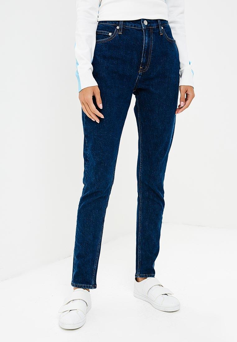 d1577ce9f7 Зауженные джинсы Calvin Klein Jeans J20J208337