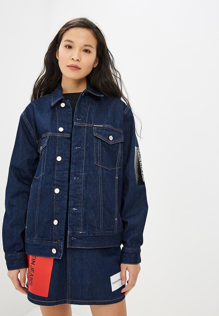 Джинсовая куртка Calvin Klein Jeans J20J209095