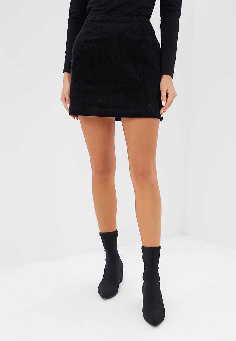 Прямая юбка Calvin Klein Jeans J20J208503