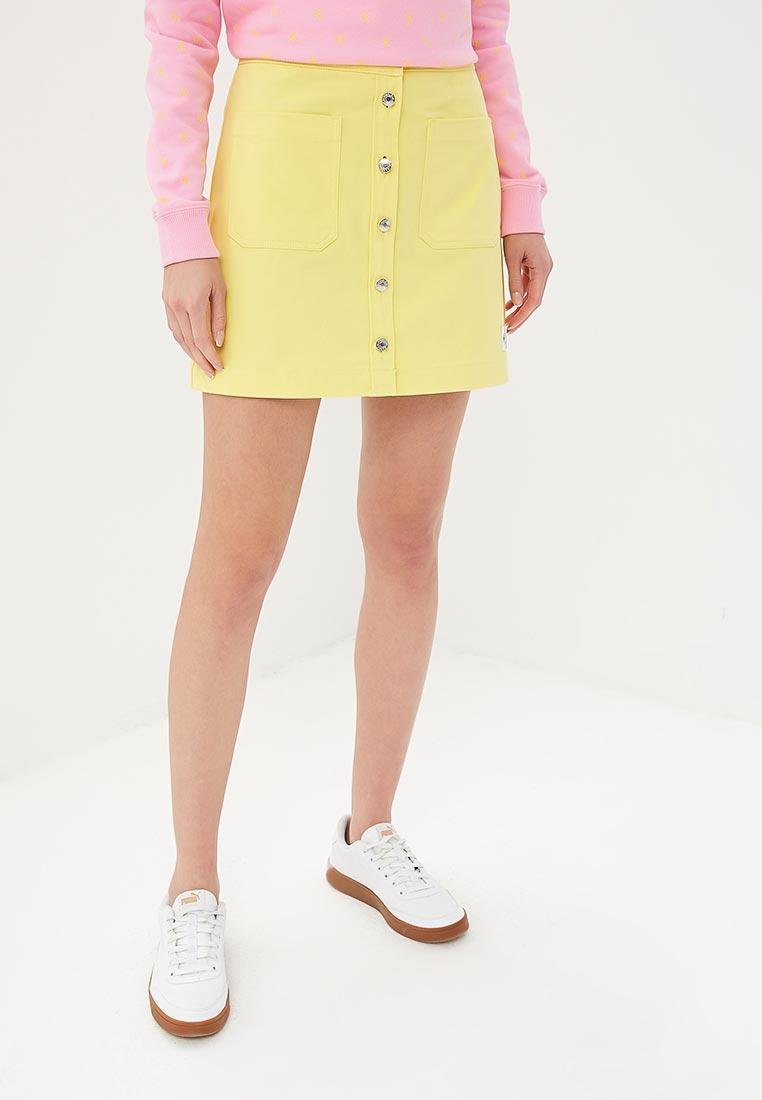 Широкая юбка Calvin Klein Jeans J20J211858