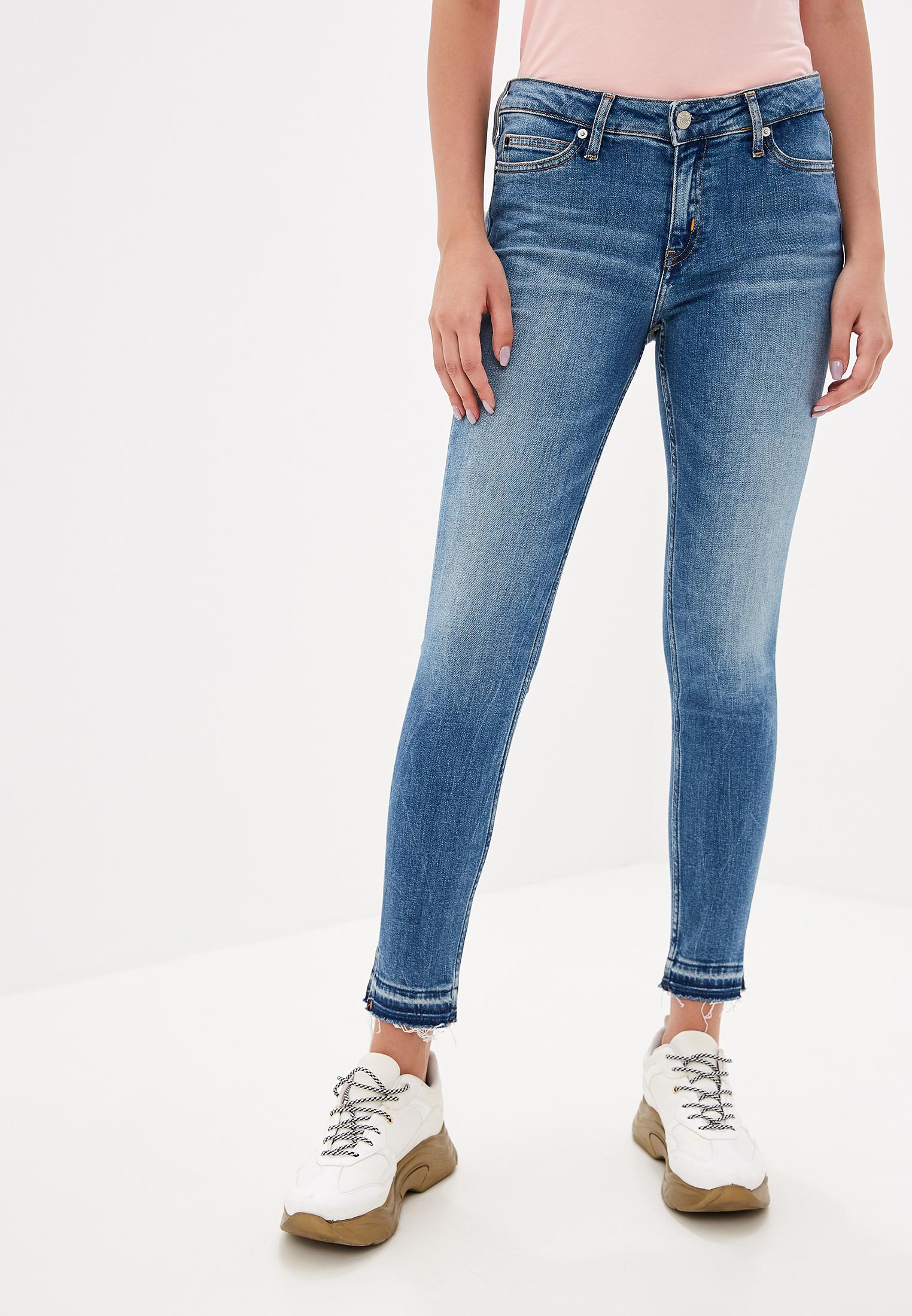 Зауженные джинсы Calvin Klein Jeans J20J211434