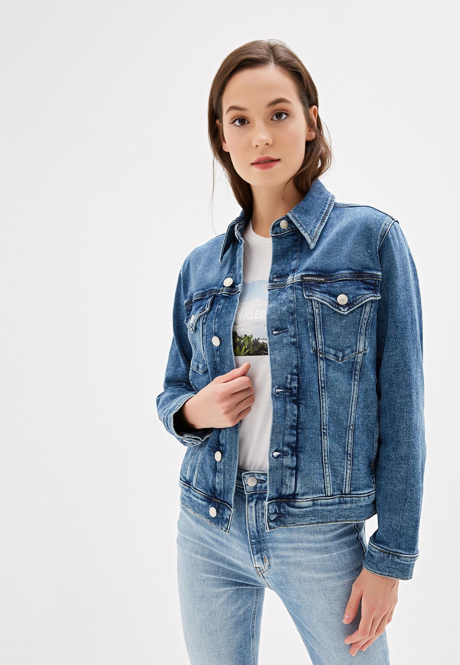 Джинсовая куртка Calvin Klein Jeans J20J211837