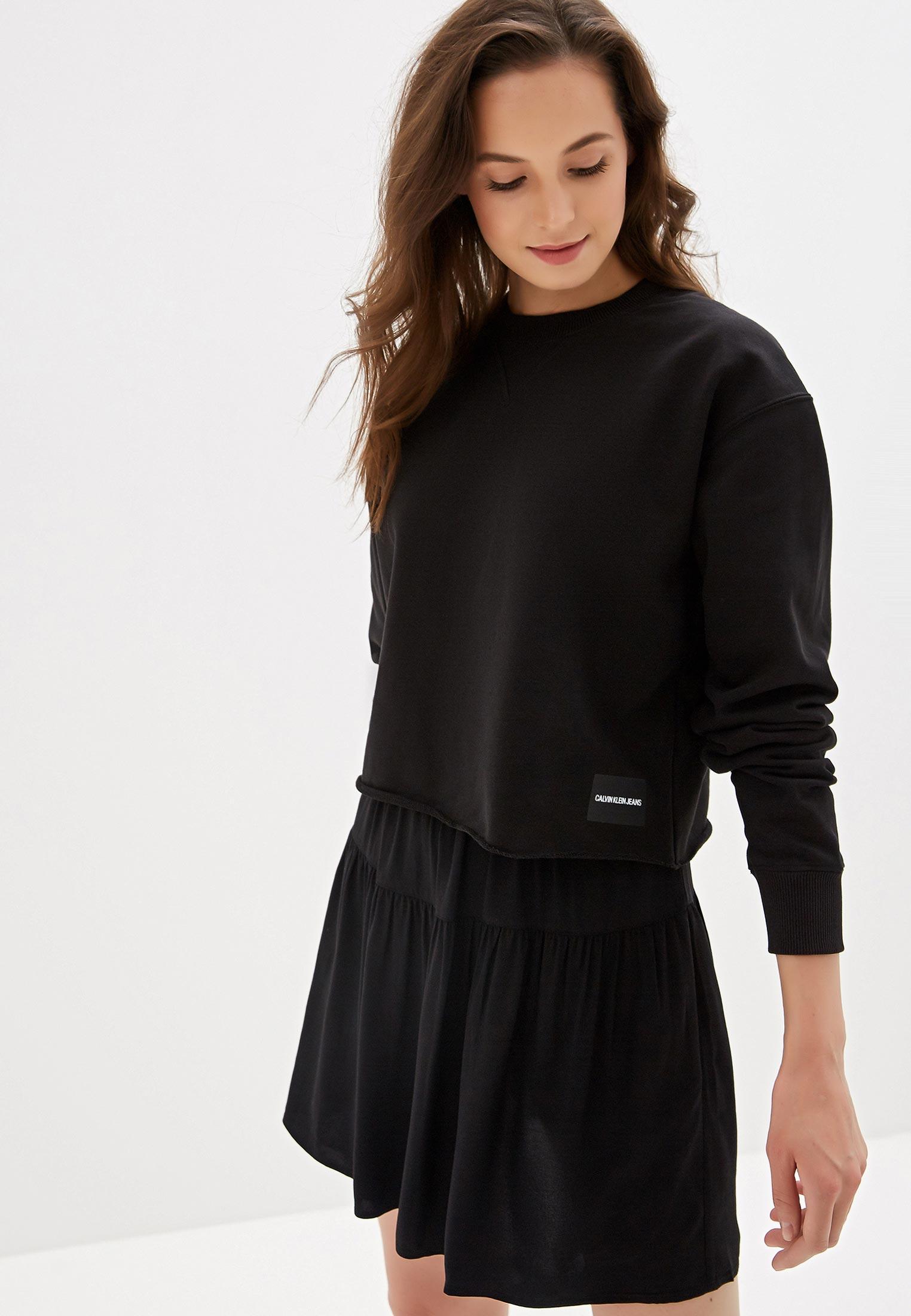Женские свитшоты Calvin Klein Jeans J20J211599