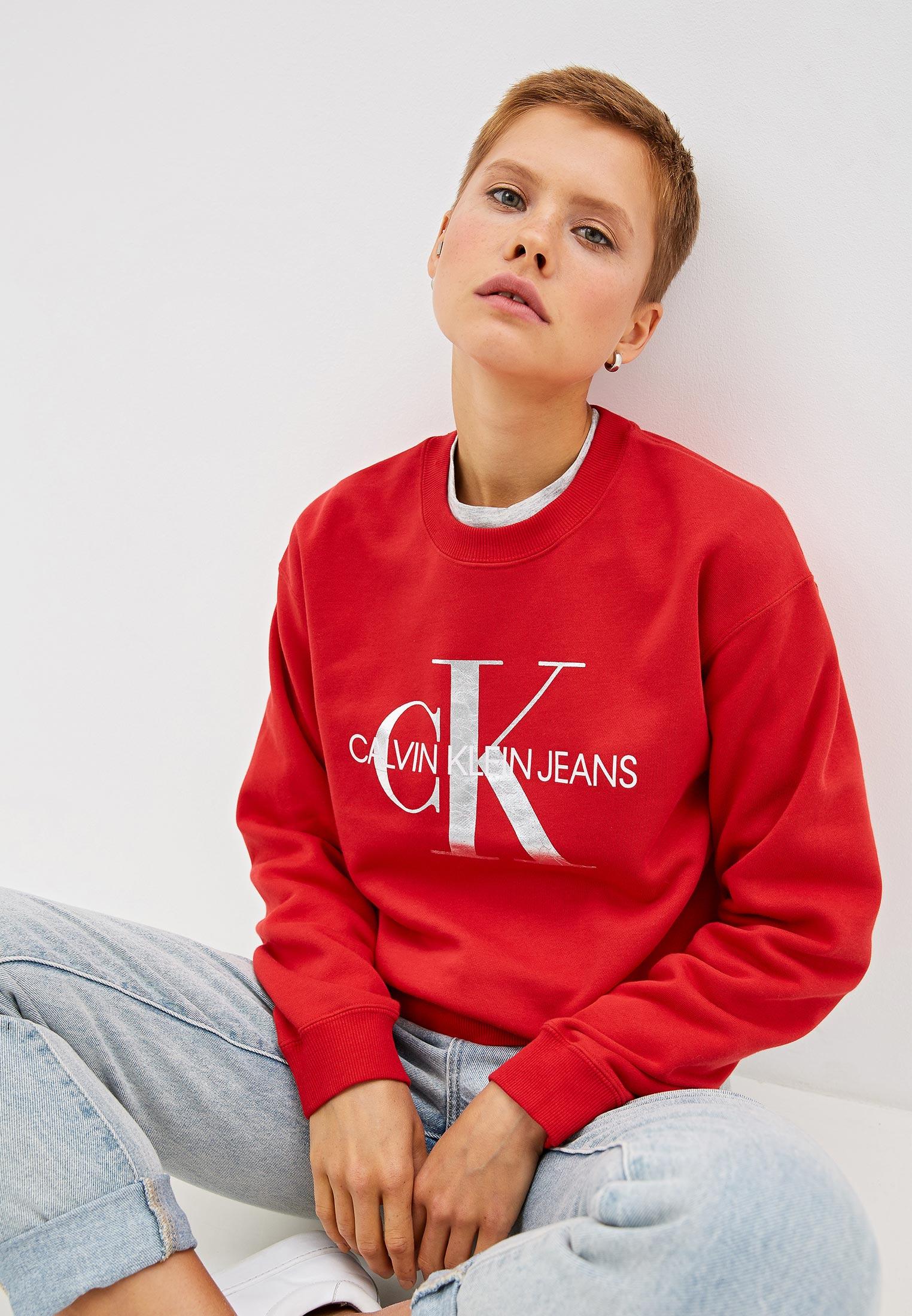 Свитер Calvin Klein Jeans J20J211803