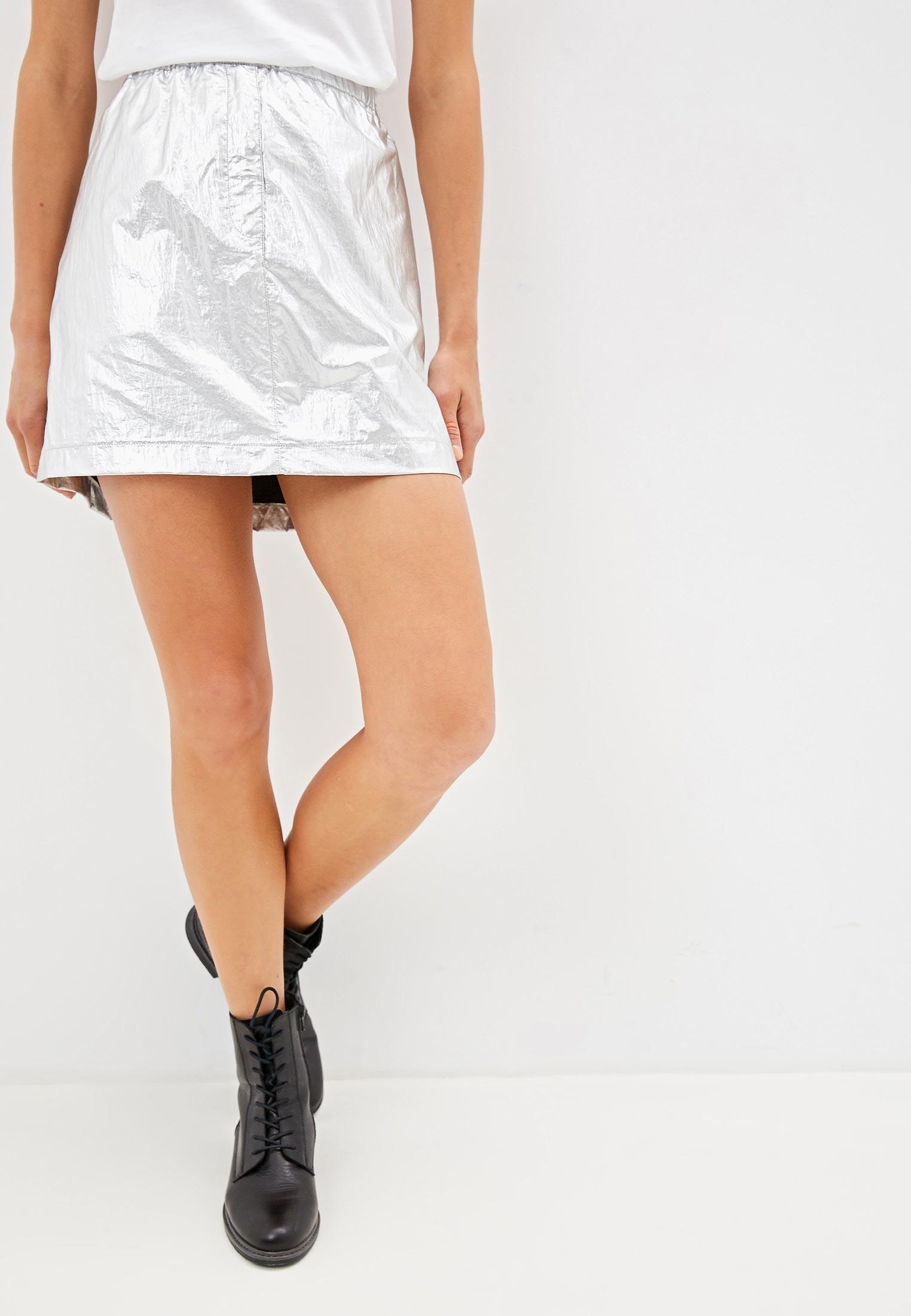 Прямая юбка Calvin Klein Jeans J20J211565