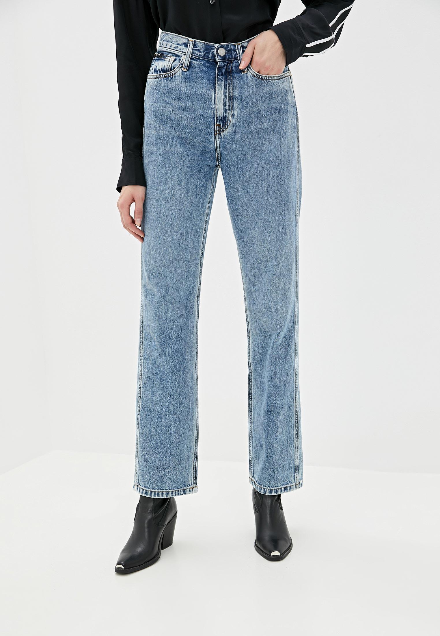 Прямые джинсы Calvin Klein Jeans J20J212592