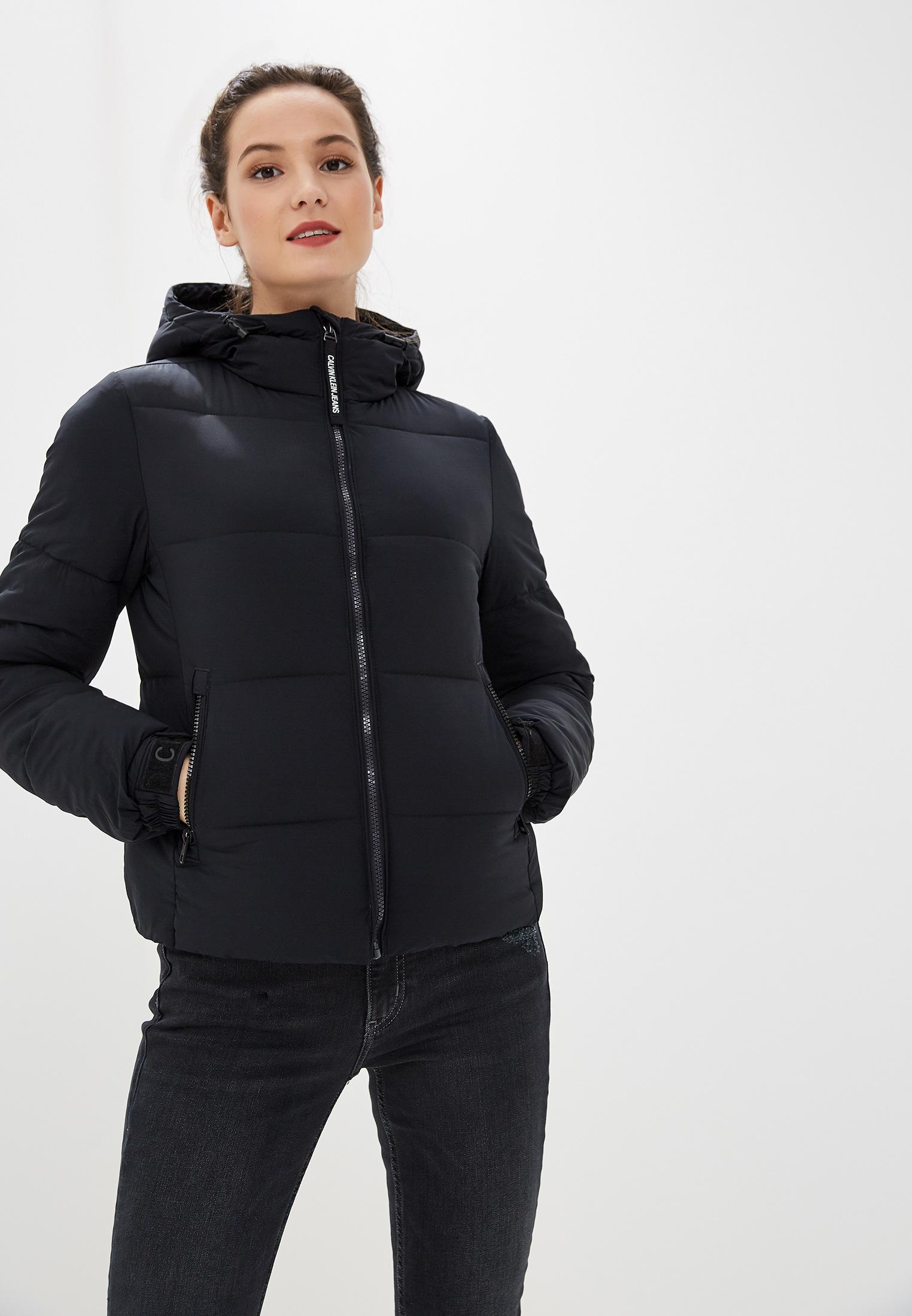 Утепленная куртка Calvin Klein Jeans J20J212102