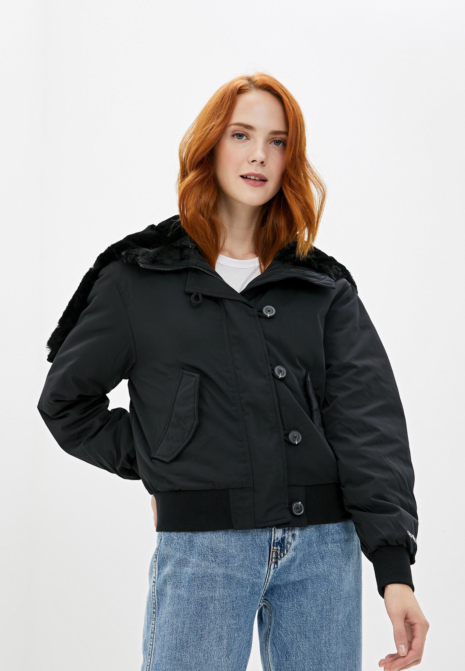 Утепленная куртка Calvin Klein Jeans J20J212089