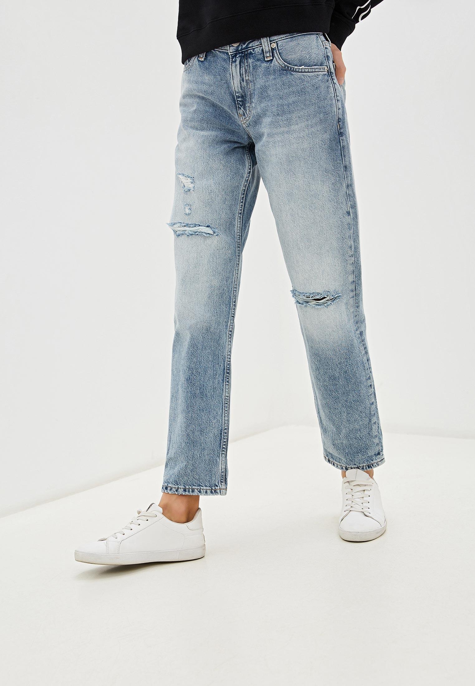 Чинос и boyfriend fit Calvin Klein Jeans J20J212765