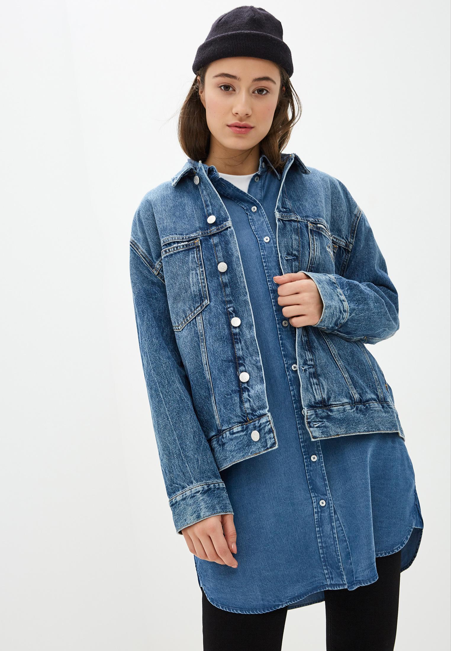 Джинсовая куртка Calvin Klein Jeans J20J213162