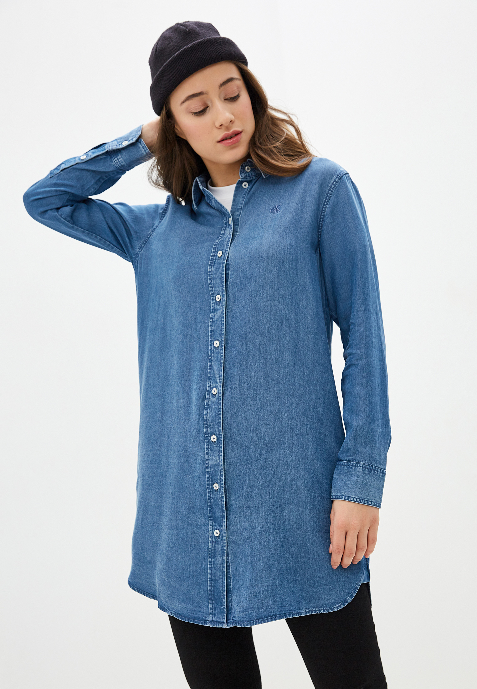 Платье Calvin Klein Jeans J20J212890: изображение 1
