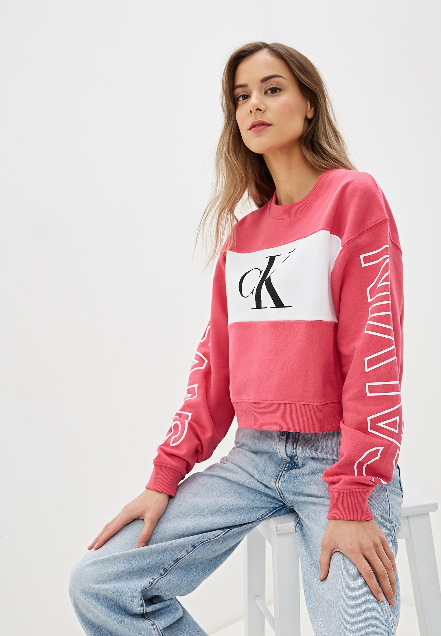 Женские свитшоты Calvin Klein Jeans J20J212980