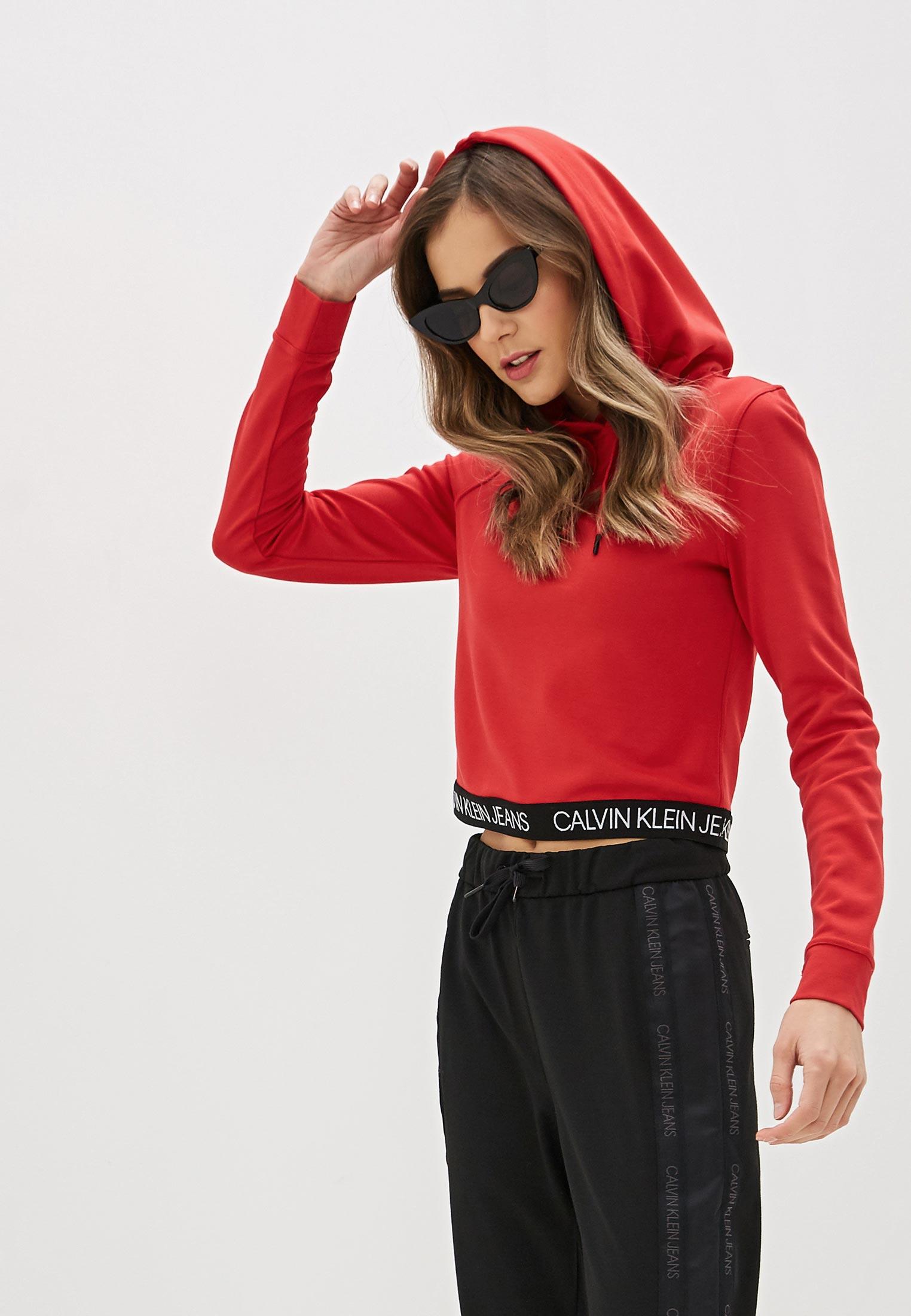 Женские худи Calvin Klein Jeans J20J212892