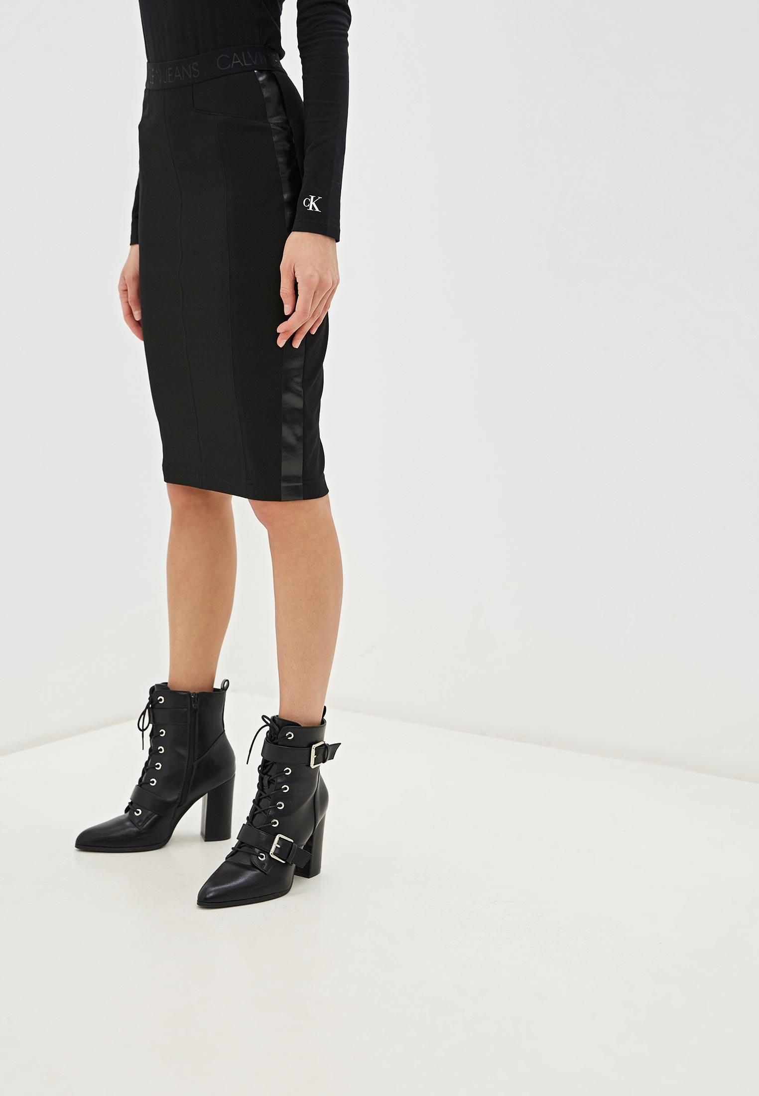 Узкая юбка Calvin Klein Jeans J20J212941
