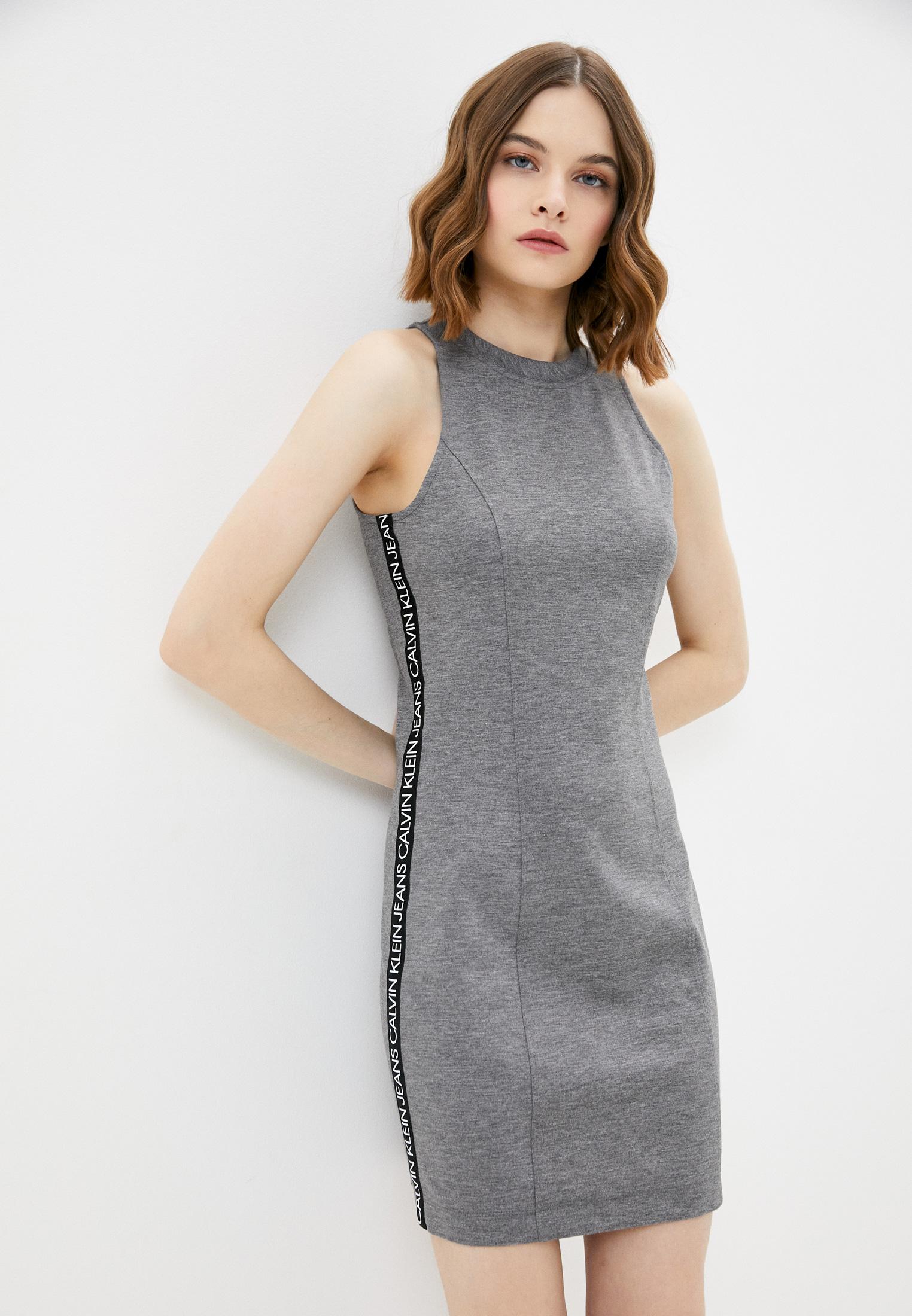 Платье Calvin Klein Jeans J20J213629: изображение 1
