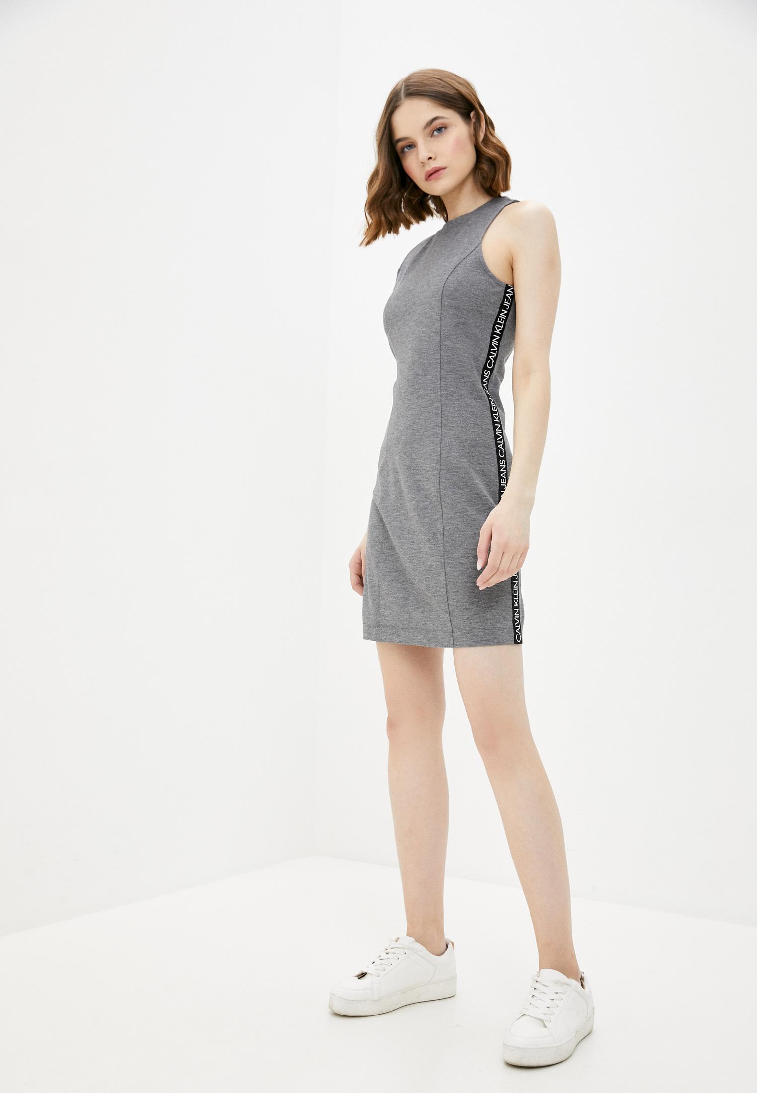 Платье Calvin Klein Jeans J20J213629: изображение 2