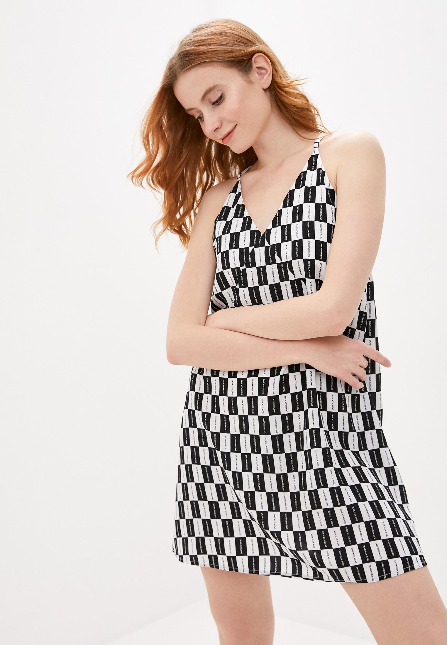 Женские платья-сарафаны Calvin Klein Jeans J20J213632