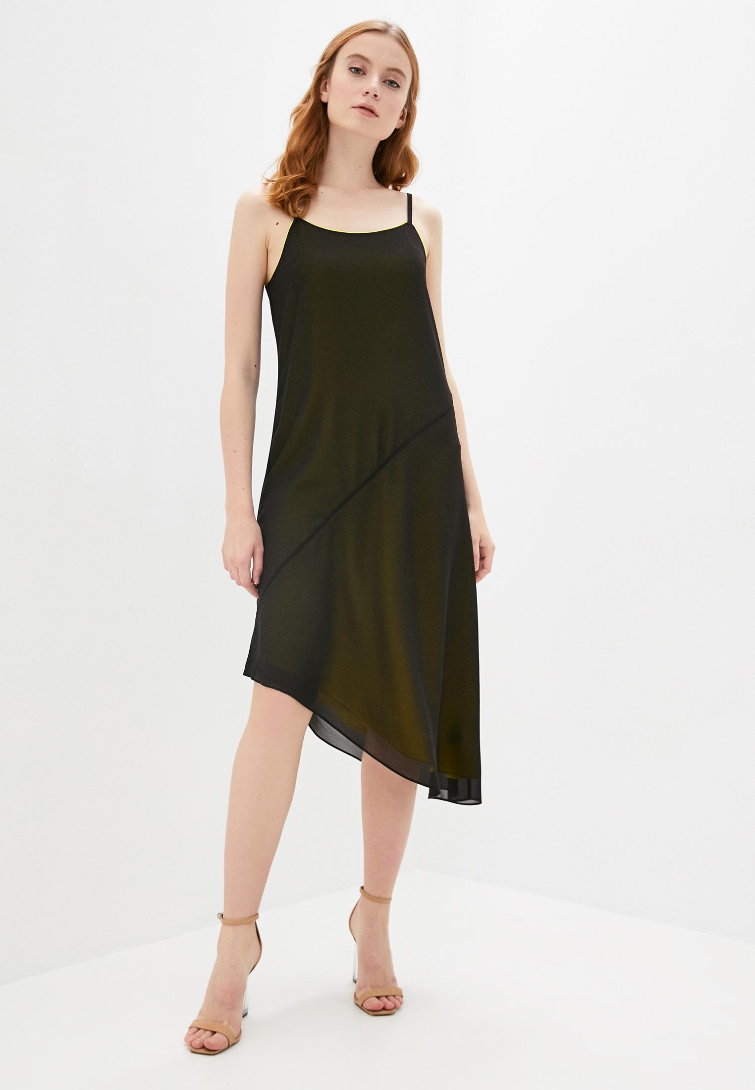 Женские платья-сарафаны Calvin Klein Jeans J20J213636: изображение 1