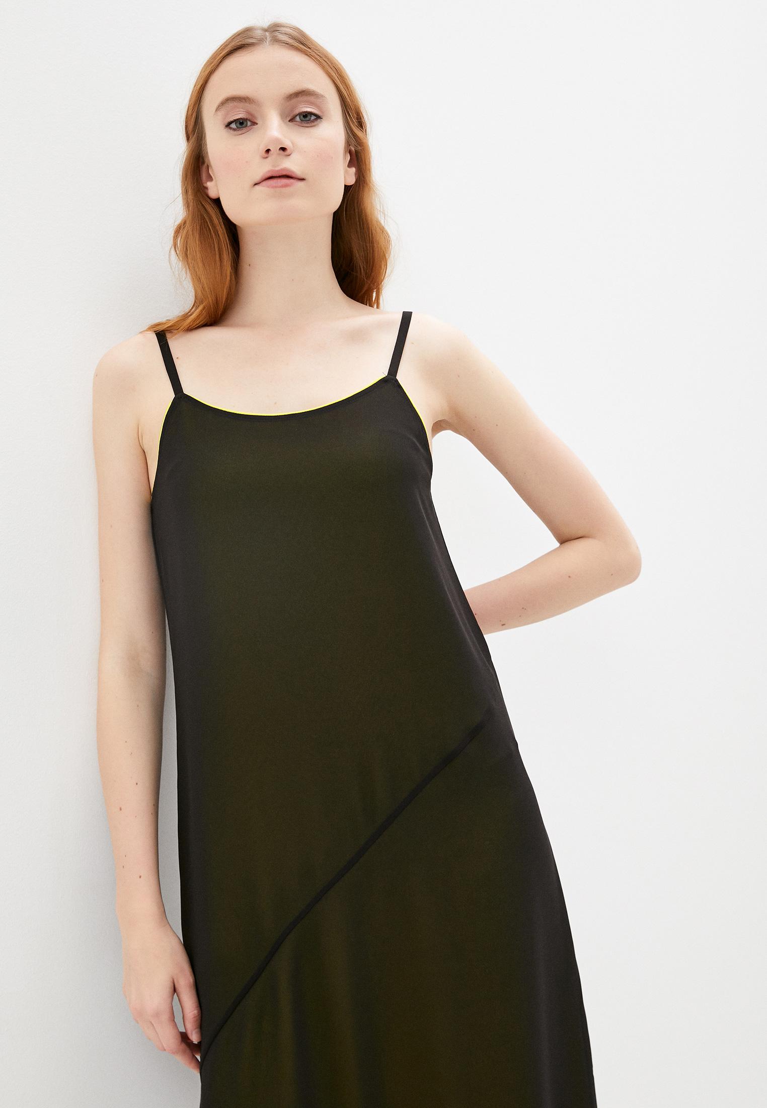 Женские платья-сарафаны Calvin Klein Jeans J20J213636: изображение 2
