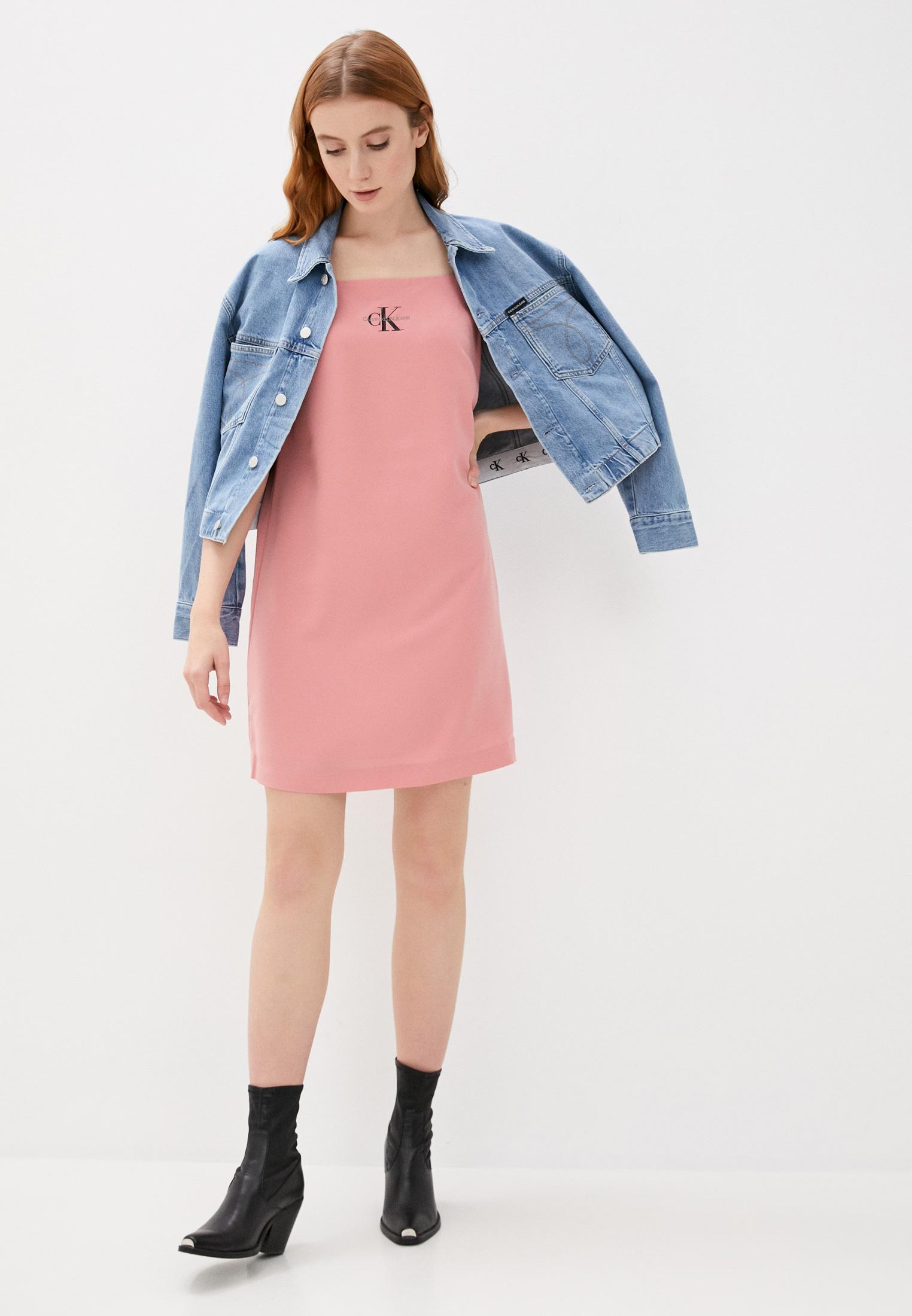 Платье Calvin Klein Jeans J20J213046: изображение 2